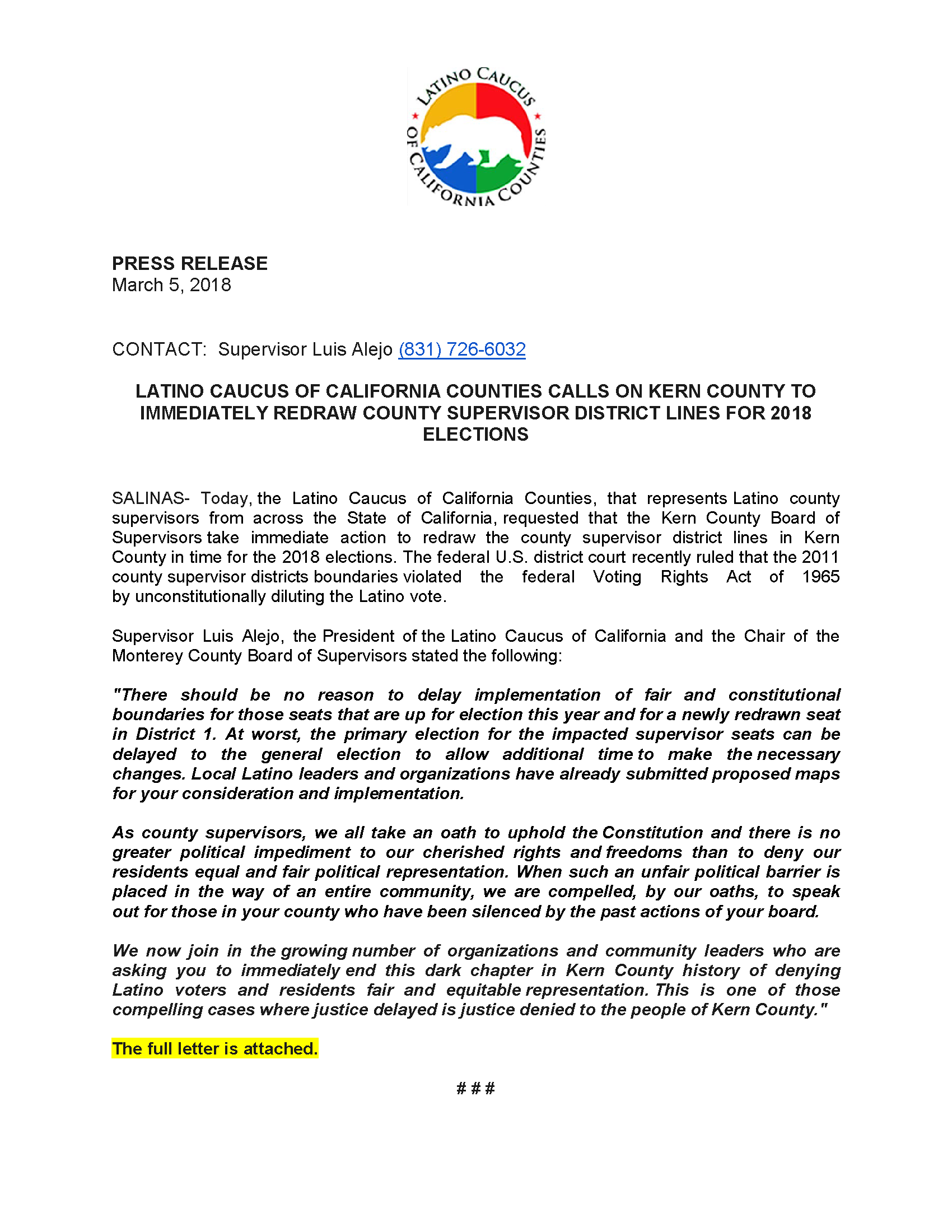 PRESS RELEASE- LCCC on Kern County  Lines 2018.png
