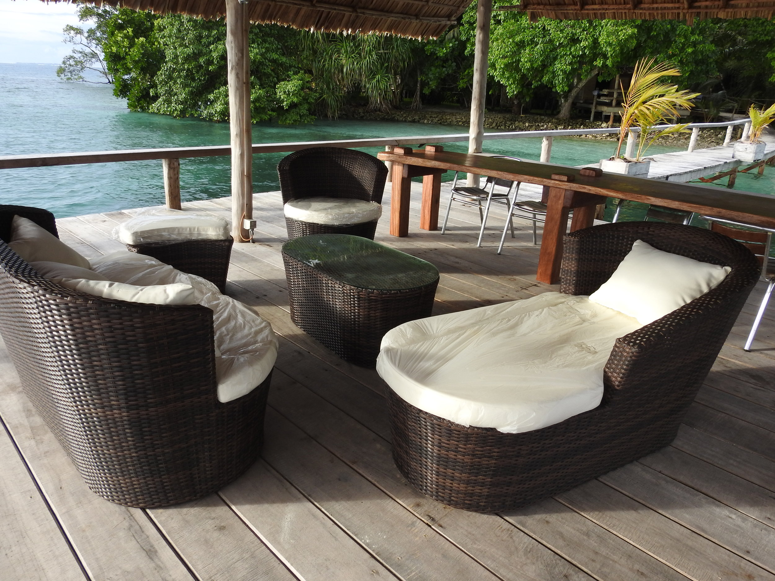 Lounge Suite On The Jetty