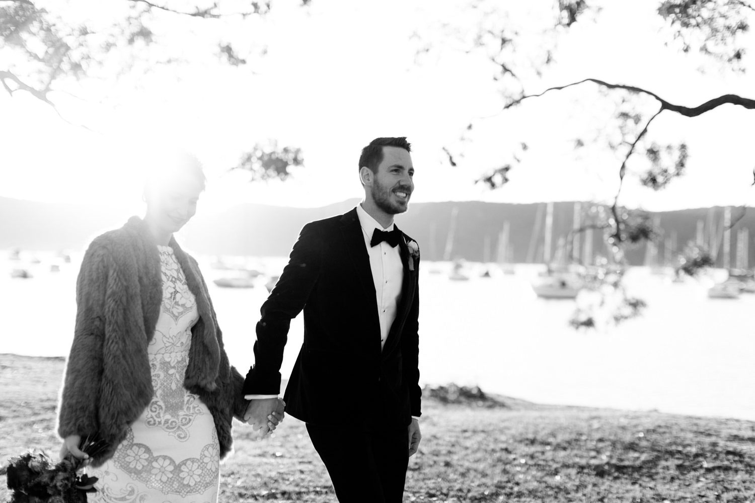 Talya & Marty - Northern Beaches, NSW