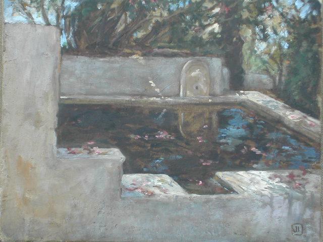 Sarakiniko, the Cistern