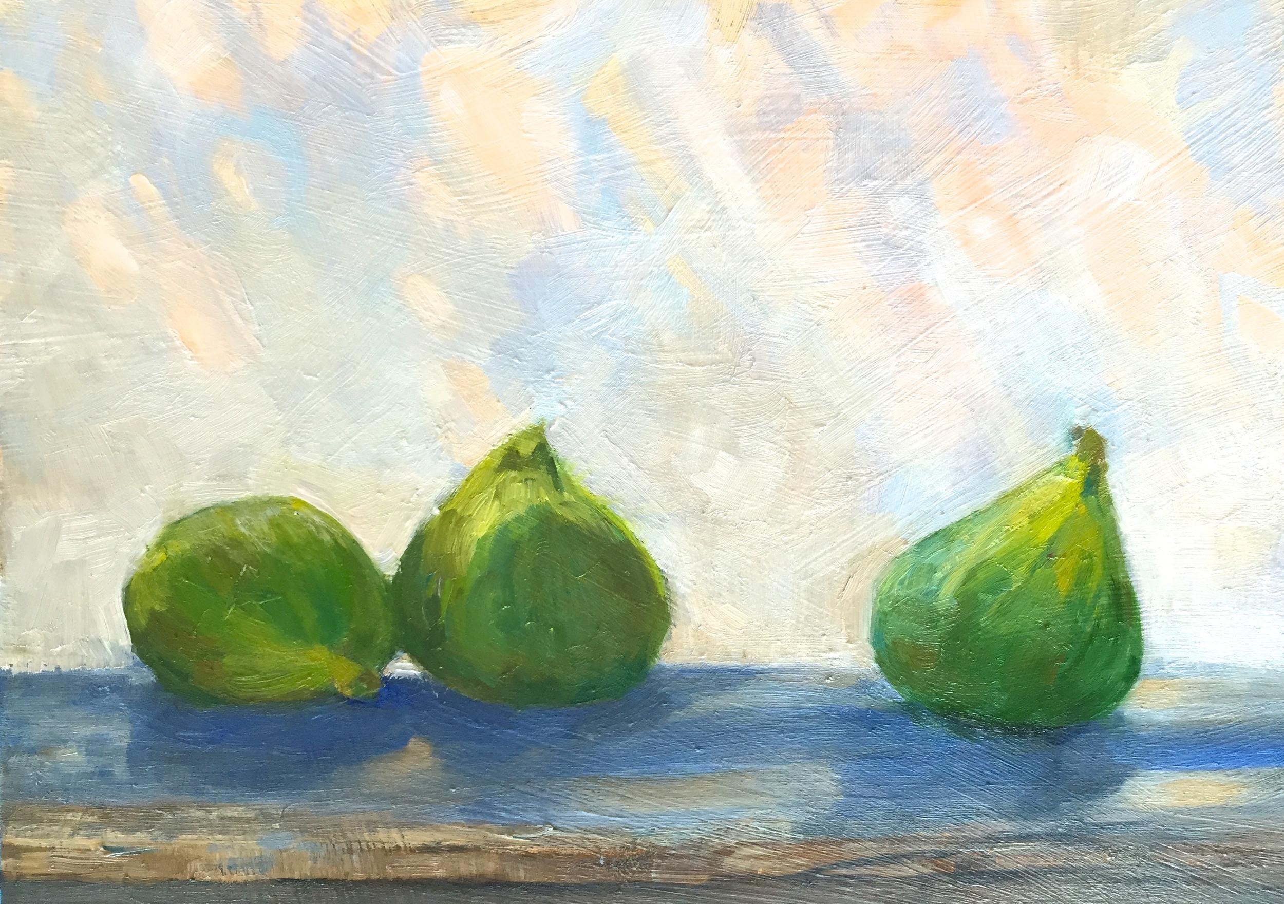 Mayatika, first figs of summer