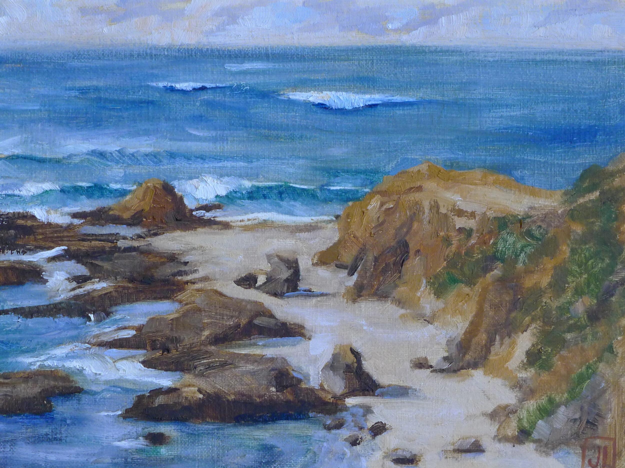 Molera Point Beach