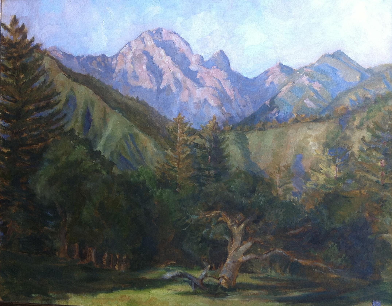 Ventana Wilderness, the Double Cone