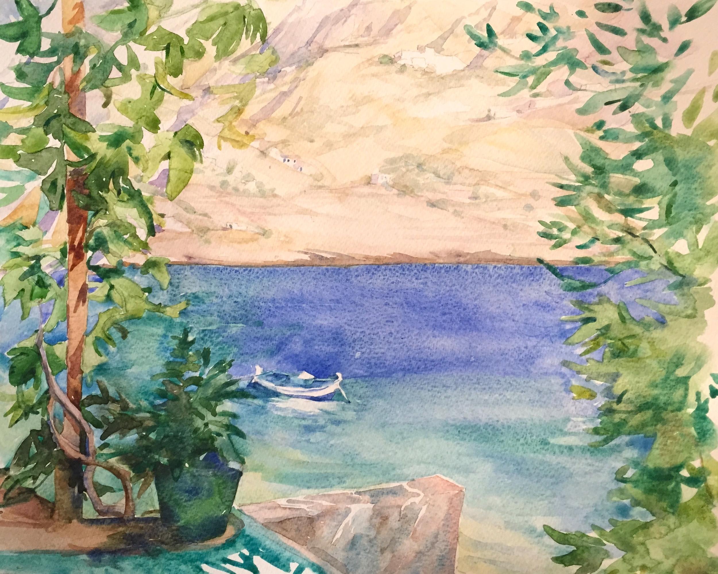 Levrossos Bay, Amorgos