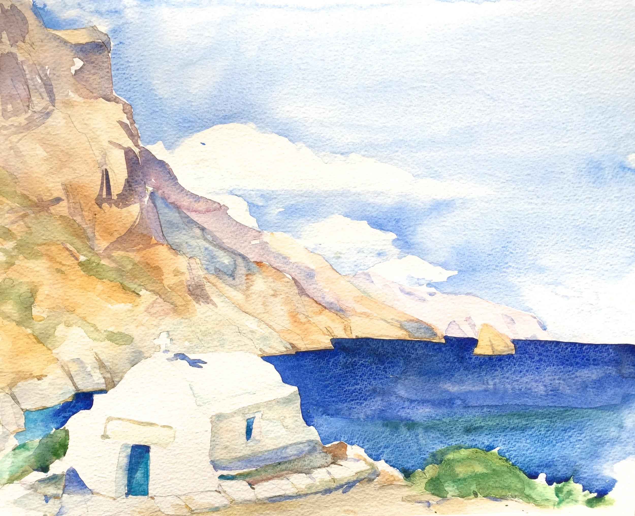 Aghia Anna, Amorgos