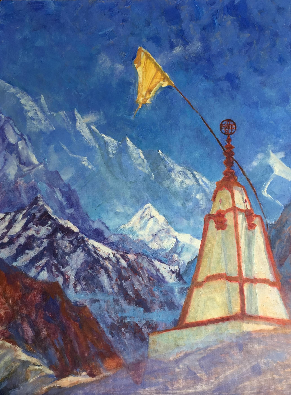 Prayer, Himalaya