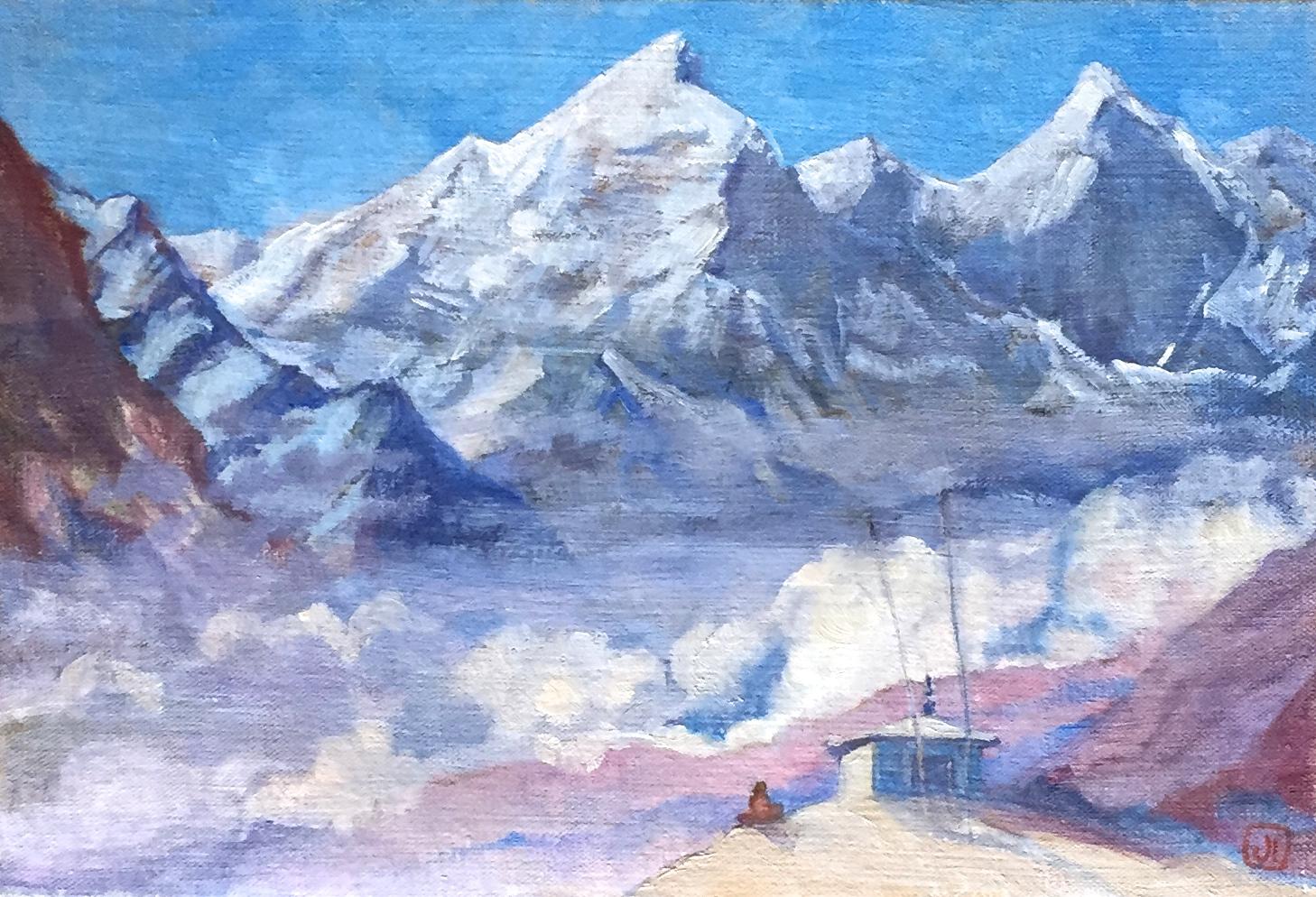Heart of Peace, Himalaya