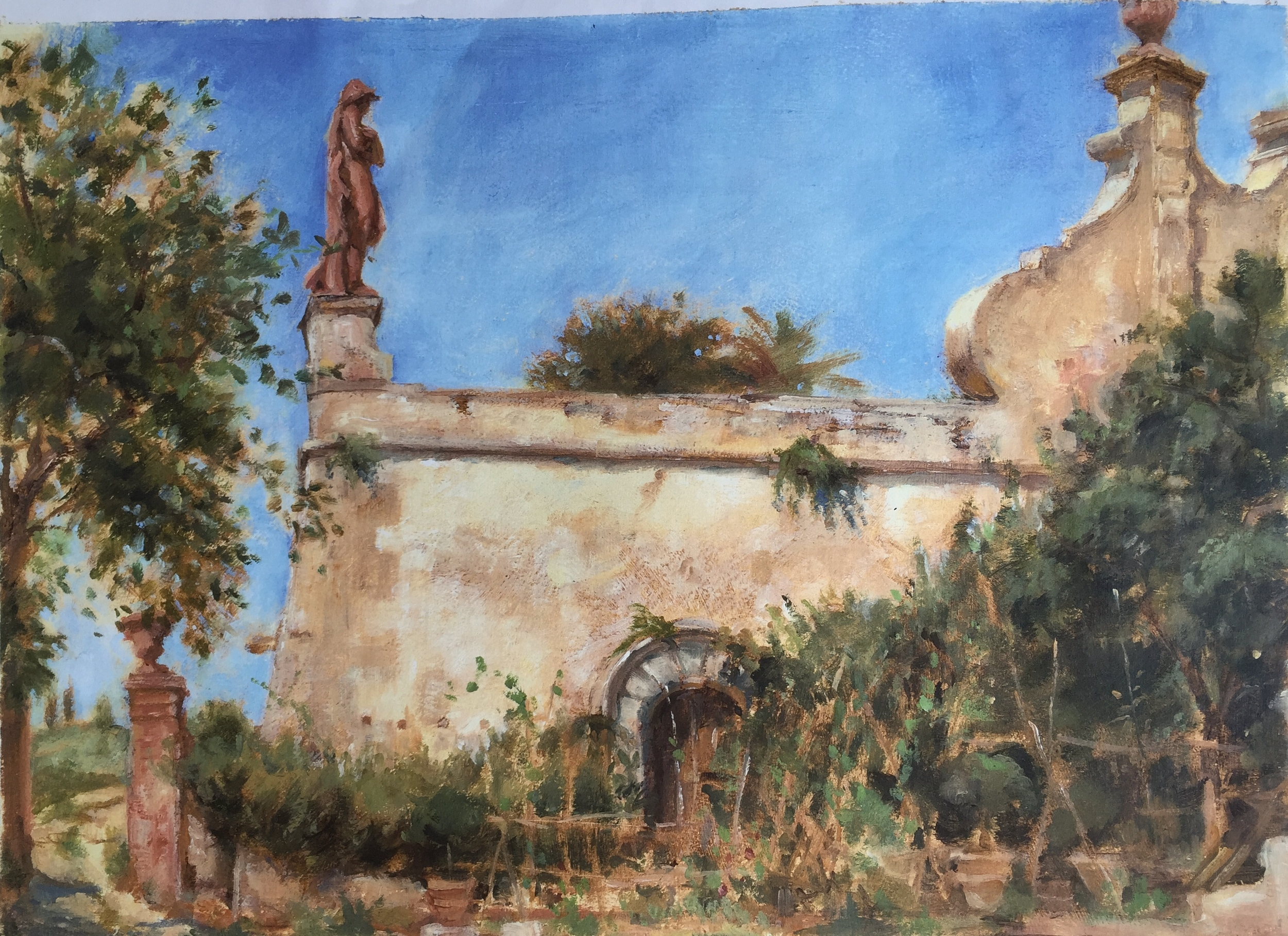 Villa Corsini di Mezzomonte