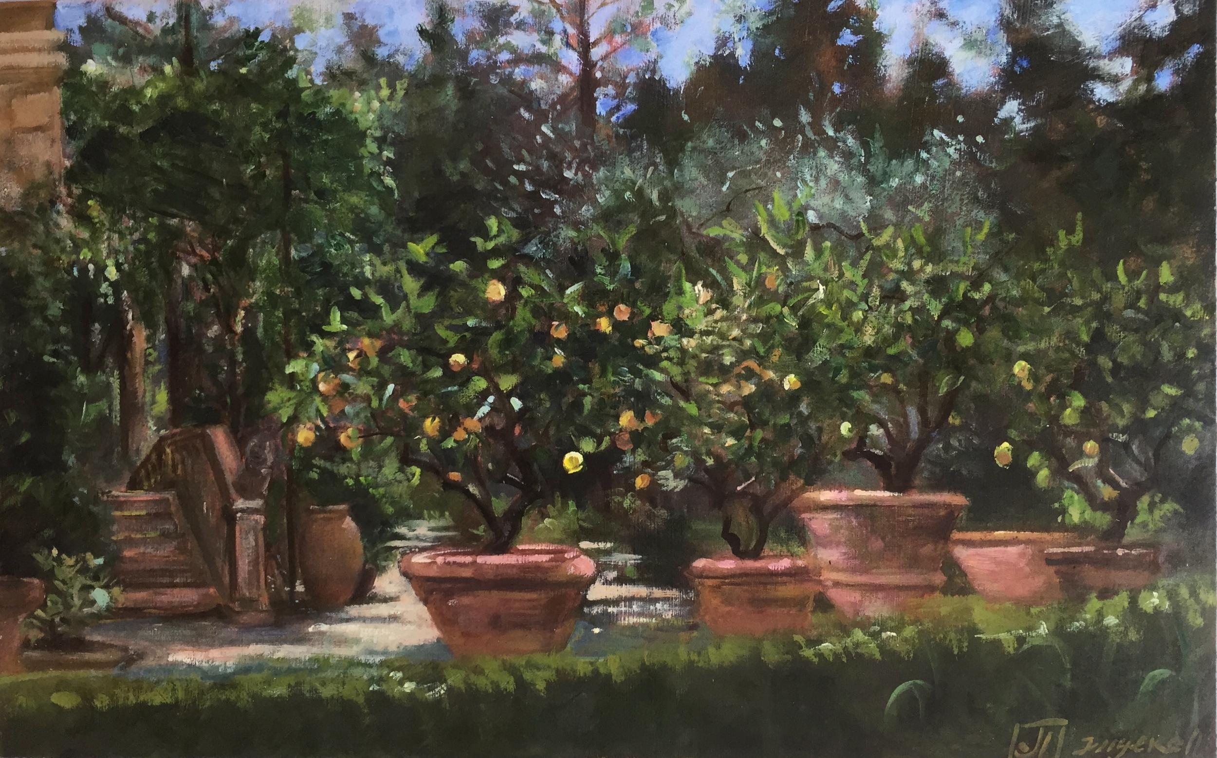 Lemon Trees, Villa La Sosta