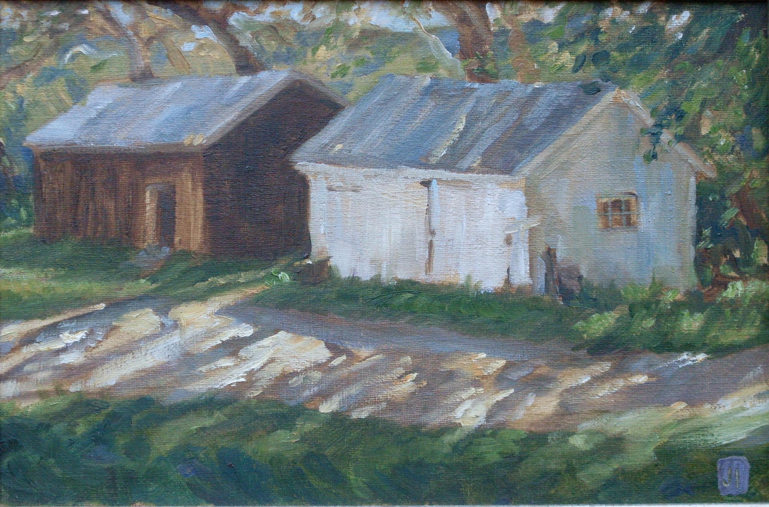 Homestead Barns, Molera