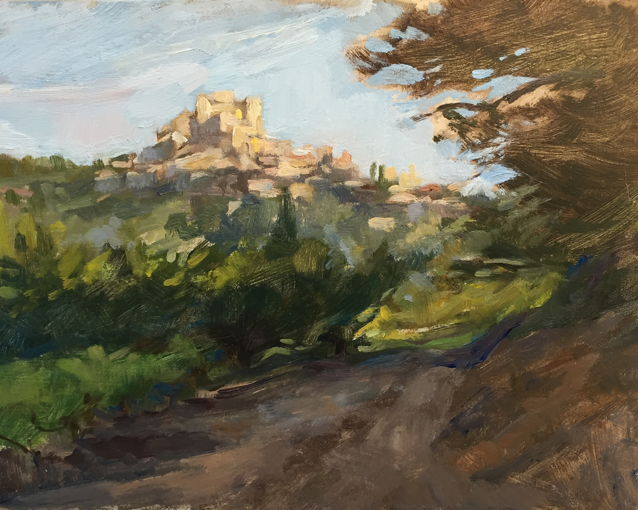 Le Barroux, Provence