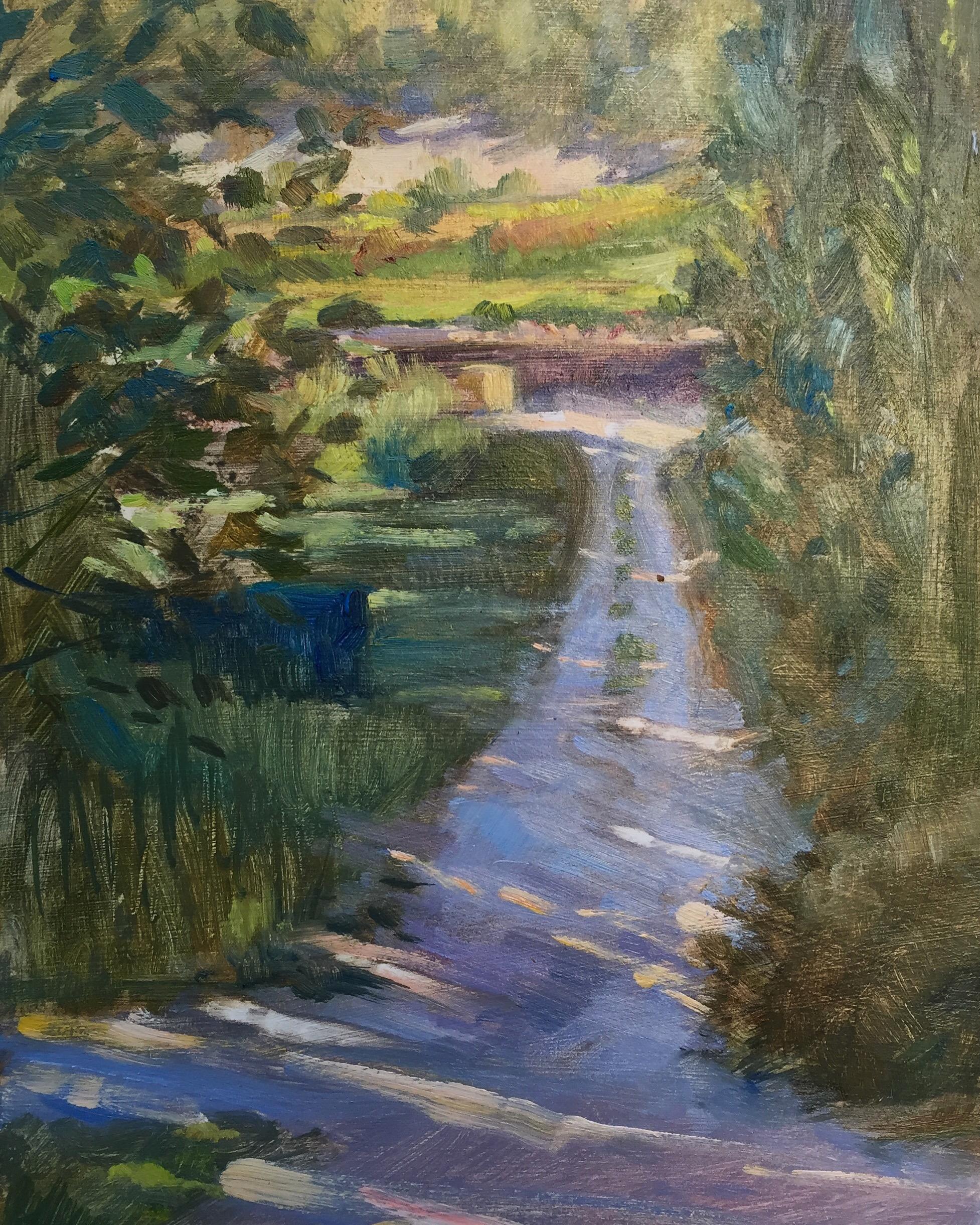 The Road to La Madelene