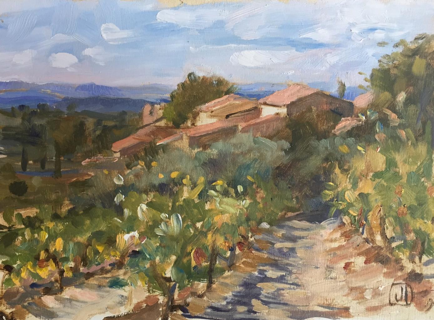 Les Baux, Provence