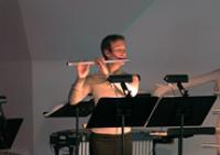 Kotoka Suzuki. Molly Barth, flute