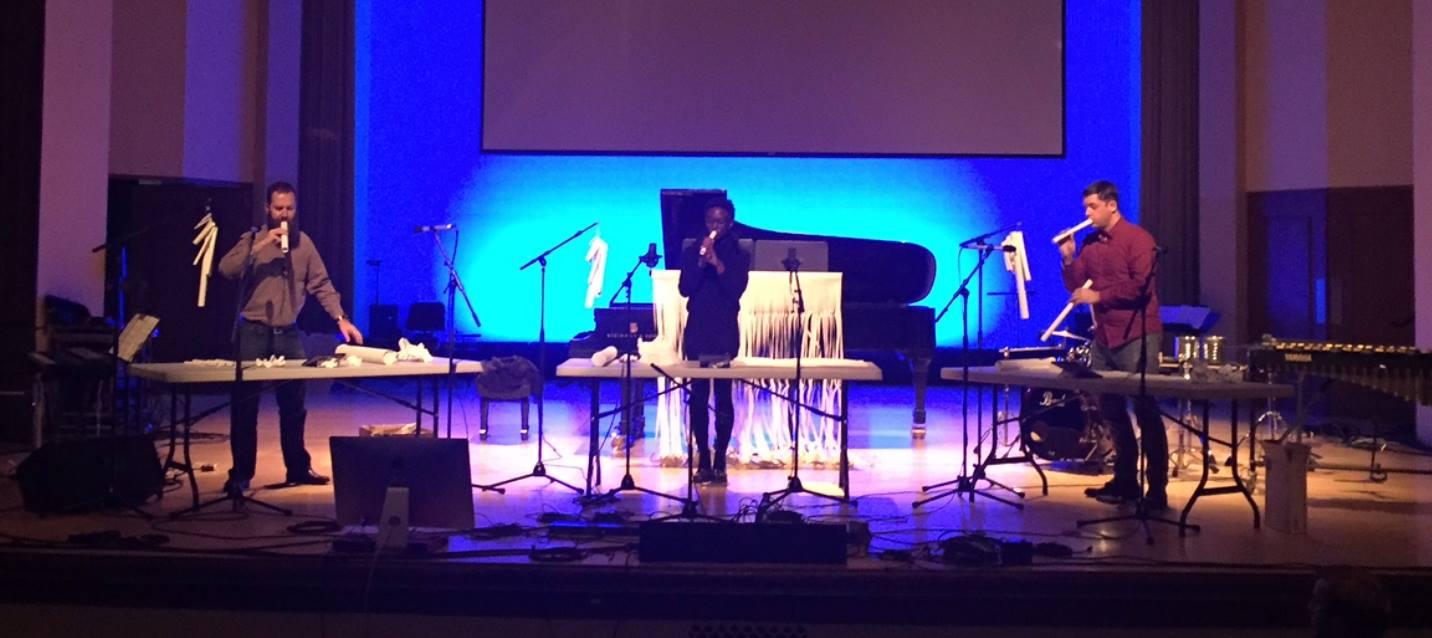 "eighth blackbird performs ""In Praise of Shadows"" by Kotoka Suzuki"