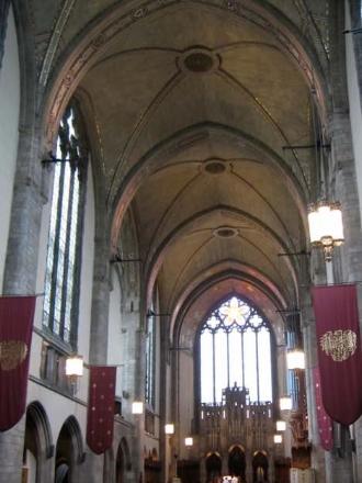 Kotoka Suzuki. Rockefeller Chapel, Chicago, IL