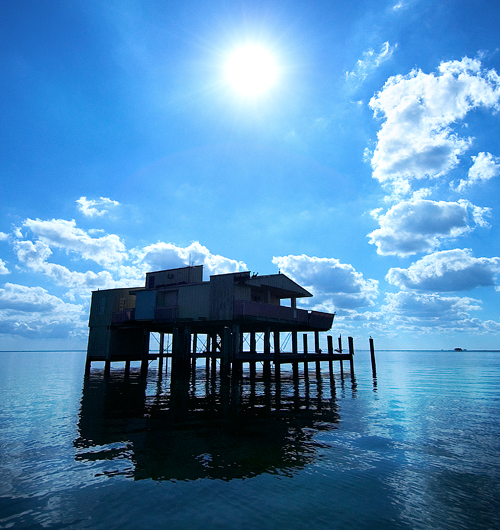 Photograph by Brian F. Call courtesy of Stiltsville Trust