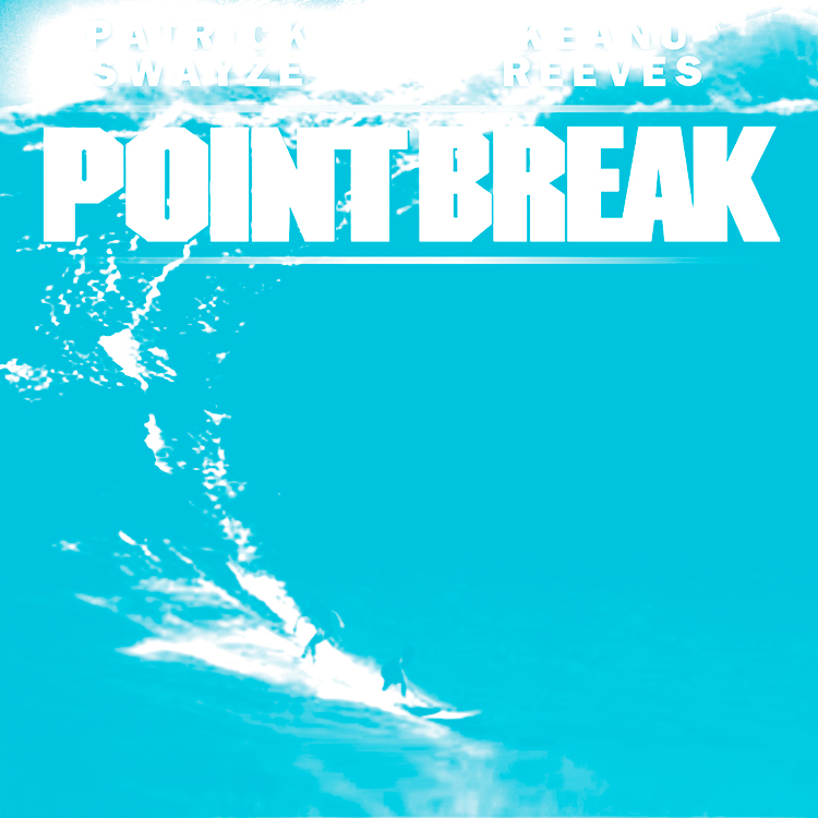 THE POINT BREAK PARADIGM with Cameron Farrelly - As the most important film in cinema history, Point Break influenced culture far beyond Hollywood. It challenged masculine ideals, invited shrouded subcultures into the mainstream, and blurred the lines of good and evil in ways the world had never seen. Point Break is as punk rock as it is philosophical. Without it, there would be no Ace Ventura, Fast & The Furious or Moonlight. Yet its legacy is seldom celebrated for the progressive paths it paved and the storytelling masterclass it offers up to future filmmakers. 27 years on, join Cameron Farrelly as he dismantles this cult classic to reveal five timeless lessons hidden within, and how they unintentionally helped Miami become so sociologically significant in media and entertainment.Saturday, December 1st | 10–11am