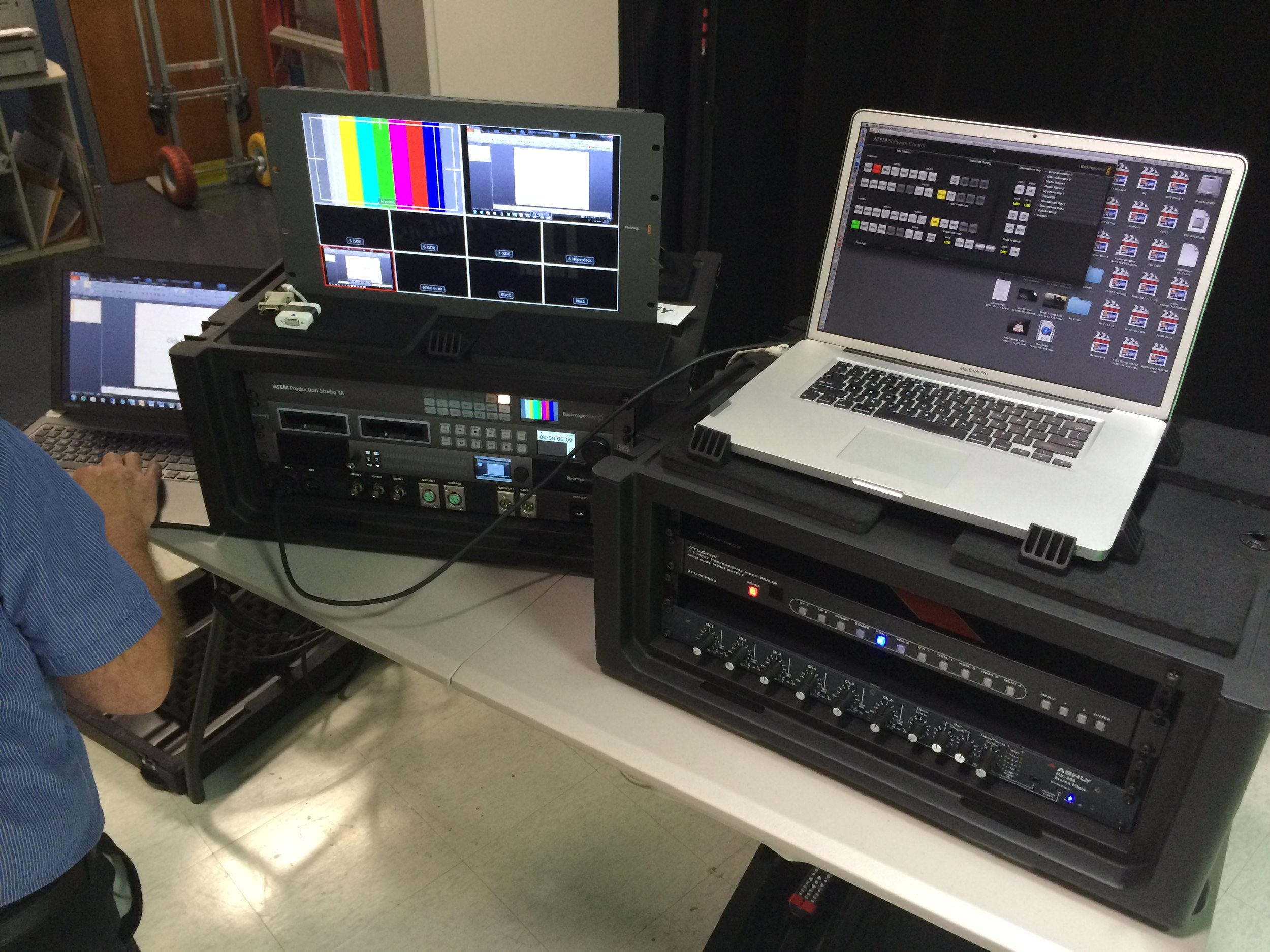 Portable Conferencing System  (Client - Georgetown, KY)