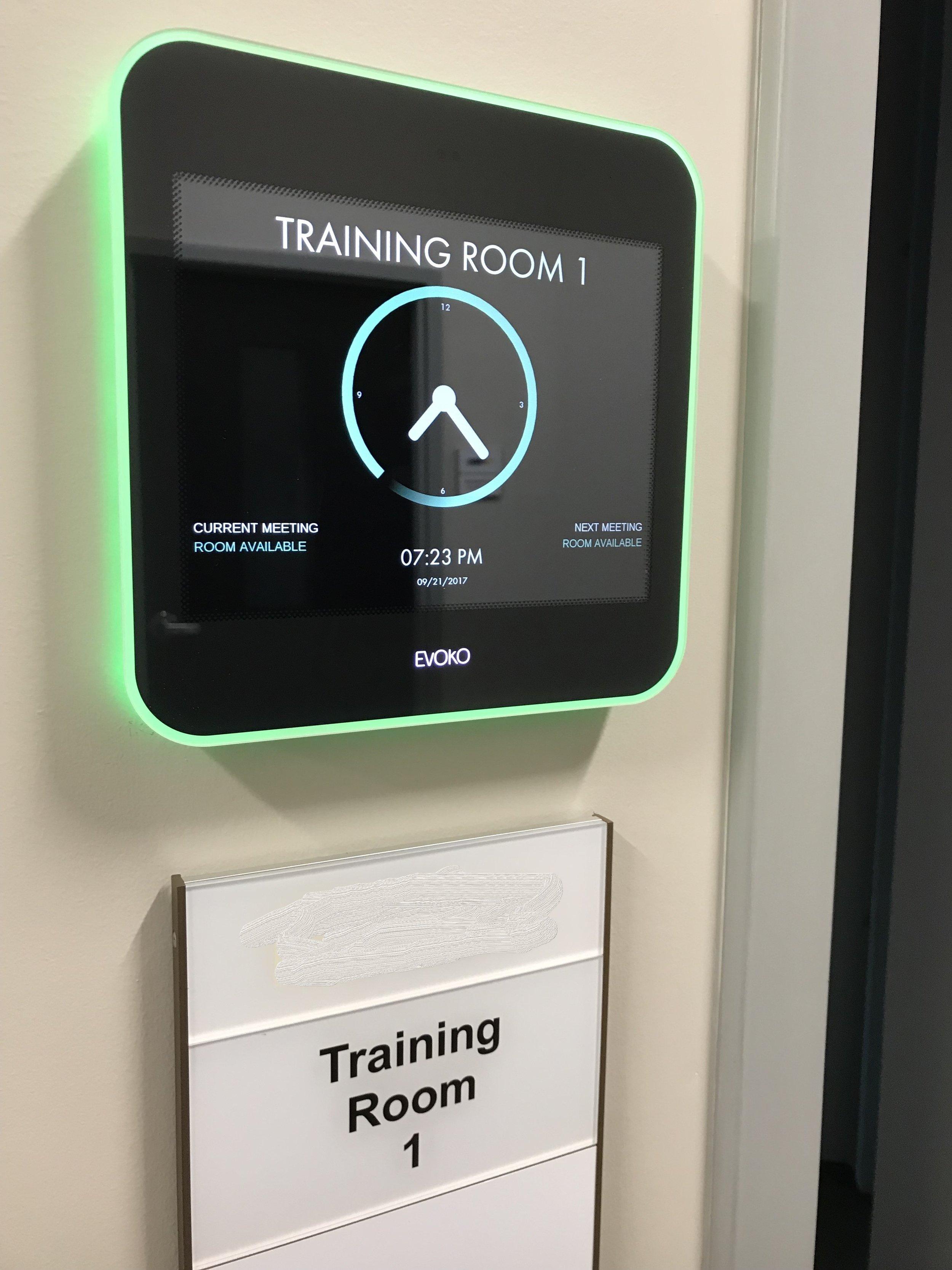 Room Reservation System  (Client - Elizabethtown, KY)