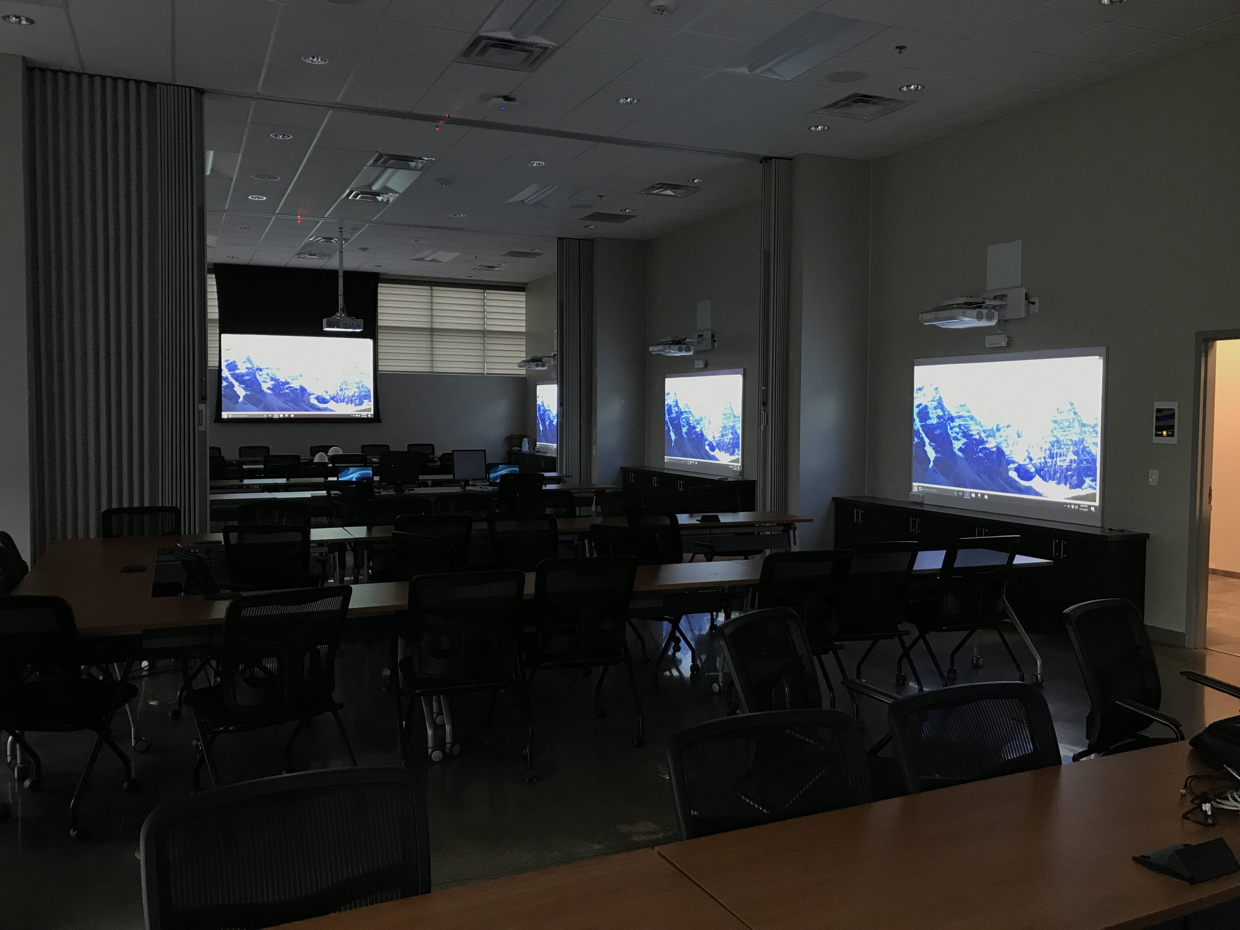Training and Huddle Rooms  (Client - Elizabethtown, KY)
