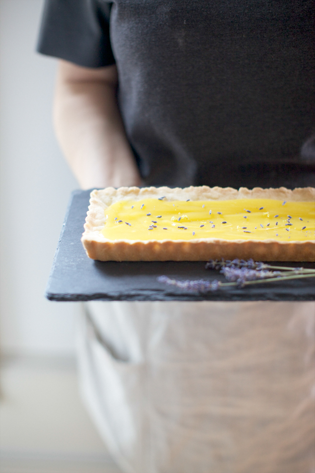 Lemon Curd Tart |   Sawyer Baird