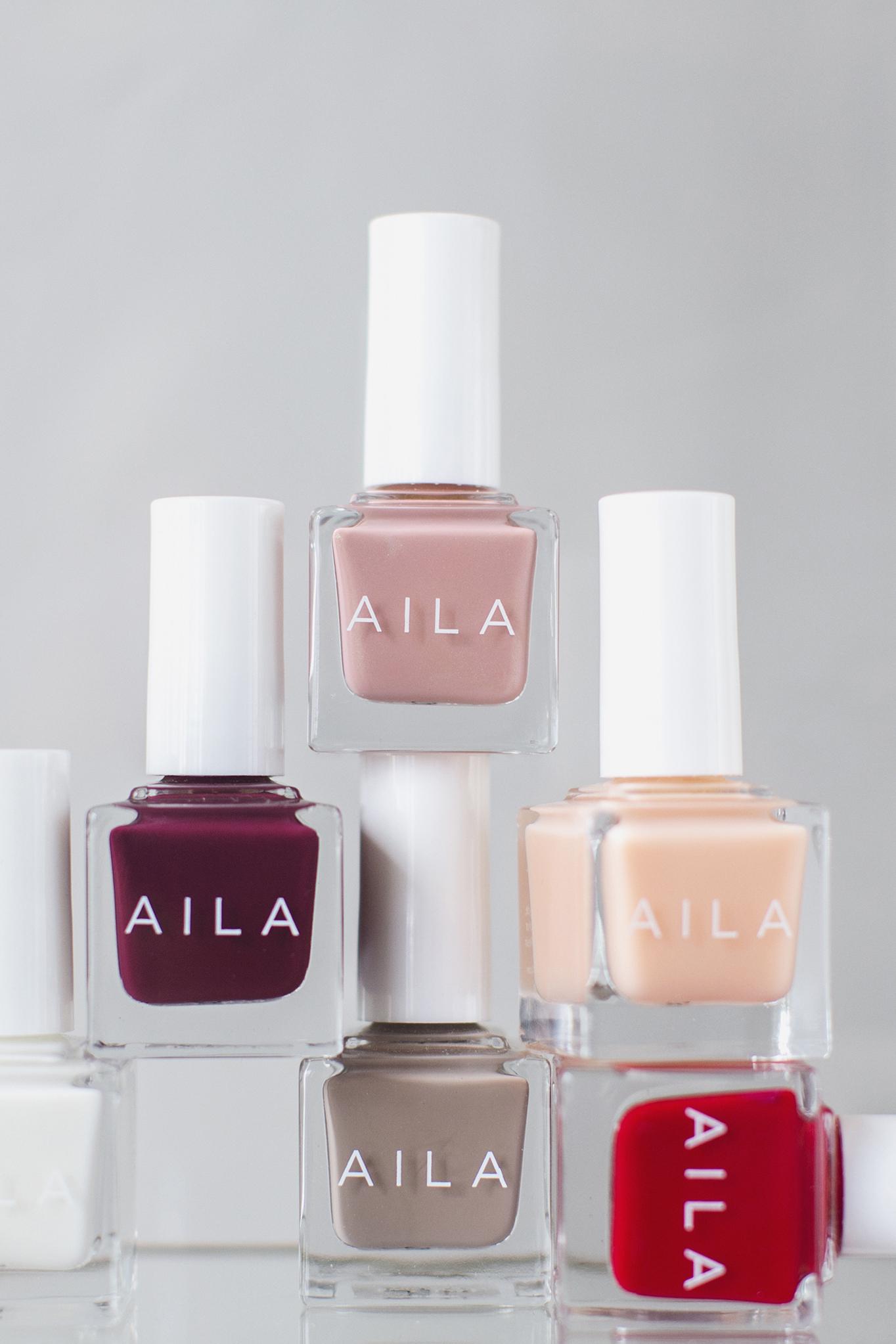 AILA Cosmetics Collection II |   Heidi Geldhauser