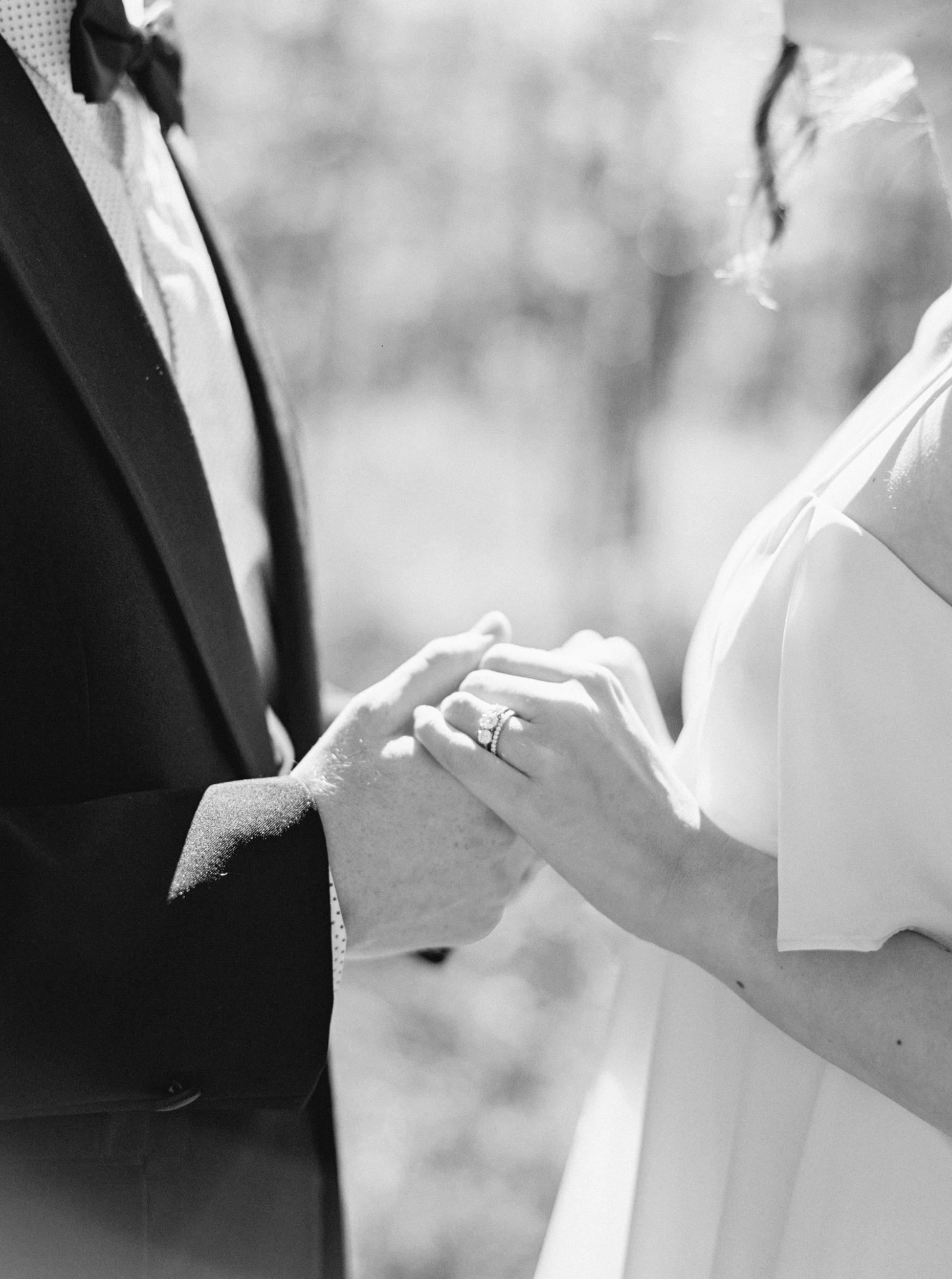 Woodland Elopement for Utterly Engaged |  Sawyer Baird