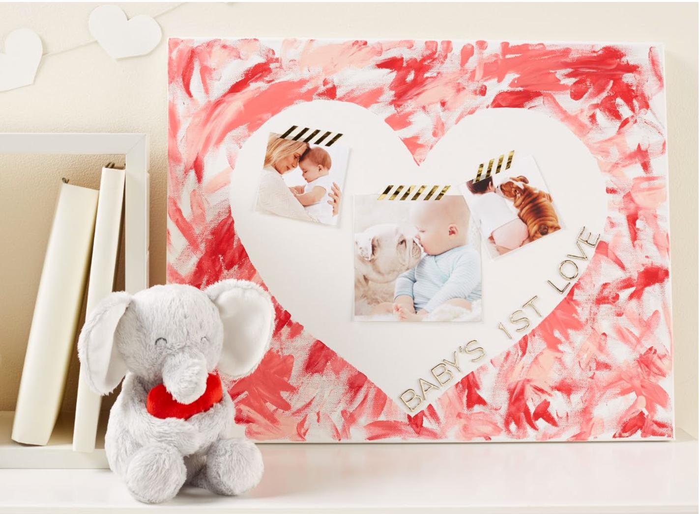 Baby's First Love  for  Carter's |  Steve Pomberg
