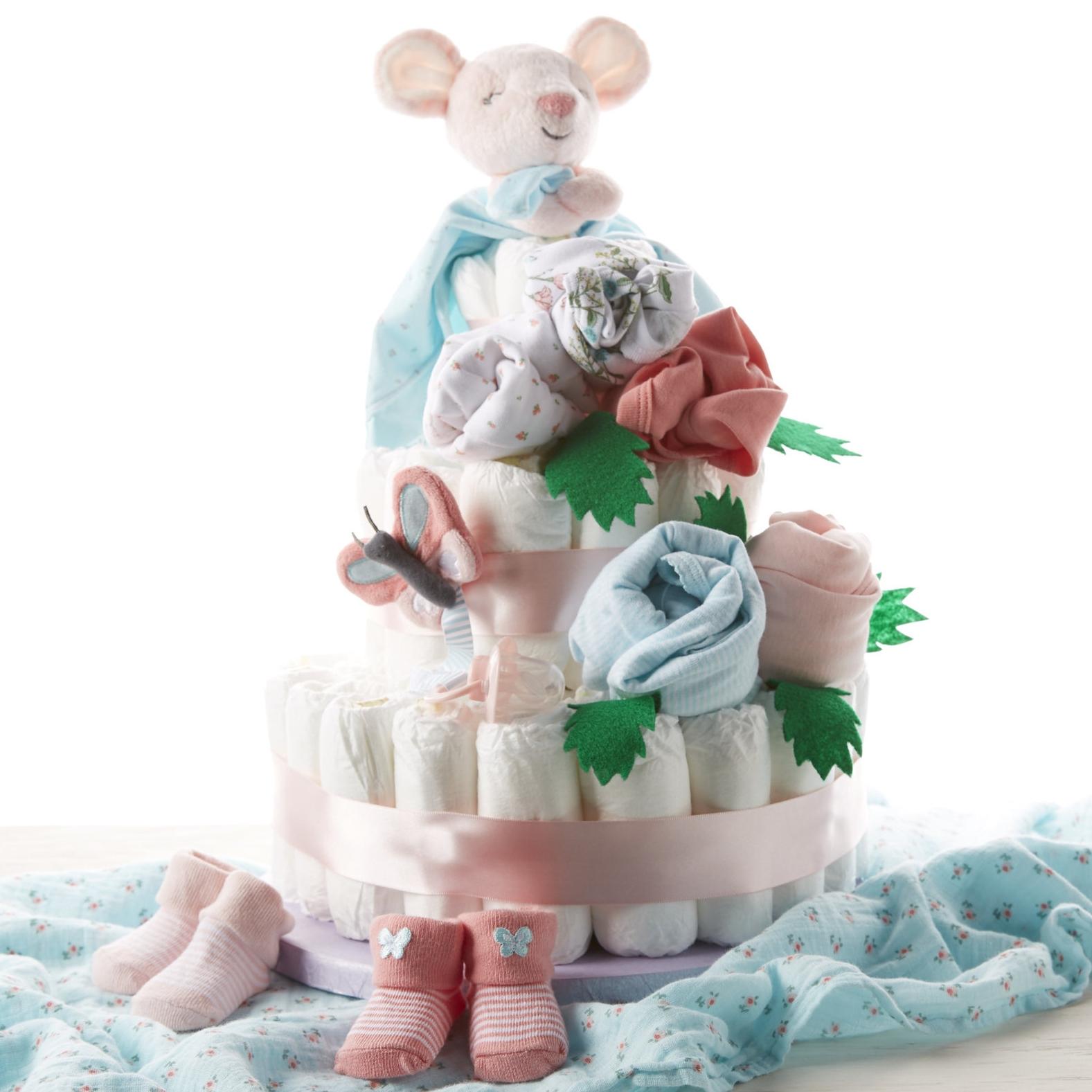 Diaper Cake  for Carter's |   Steve Pomberg