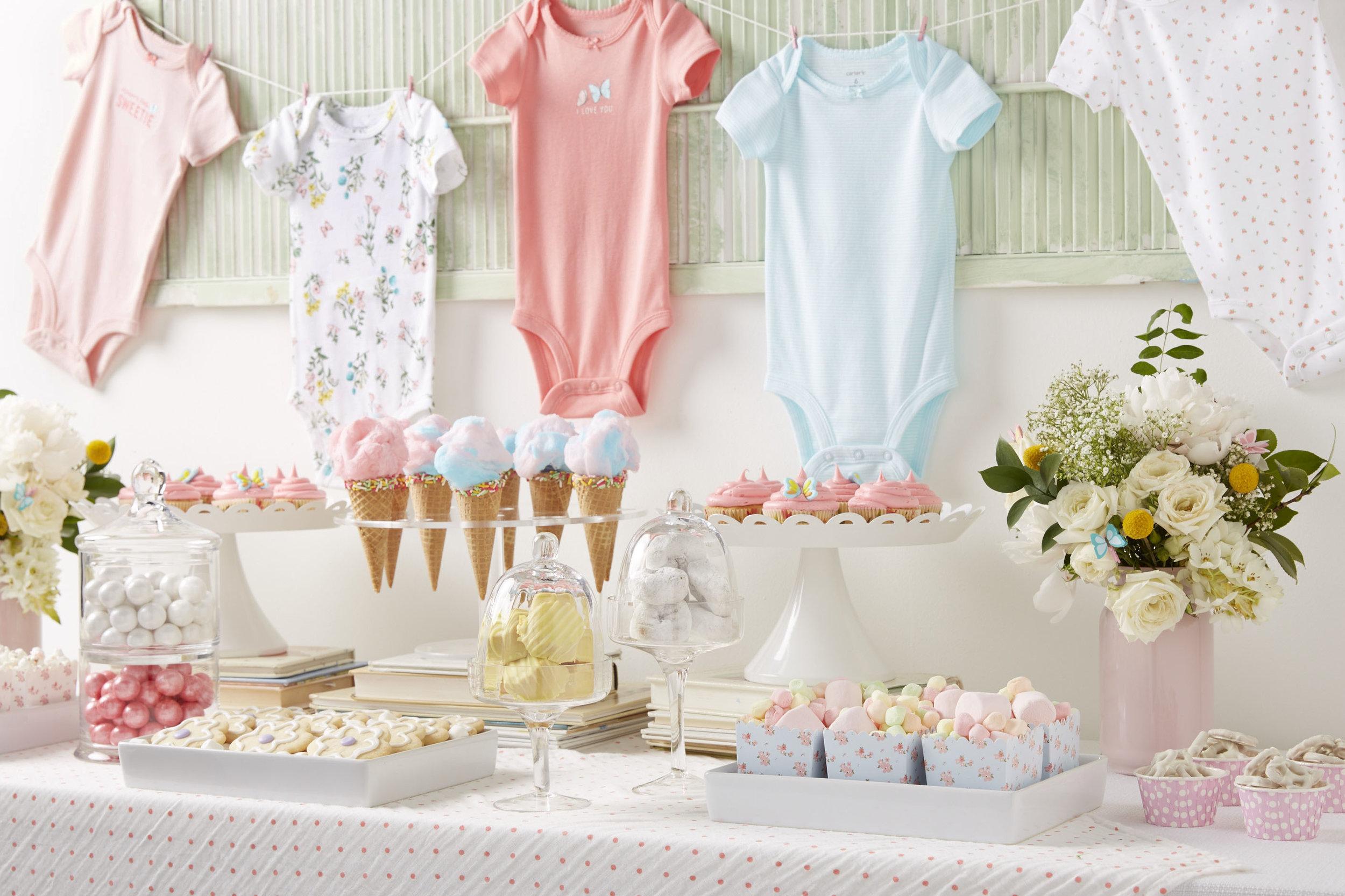 Little Layette Baby Shower  for Carter's |   Steve Pomberg