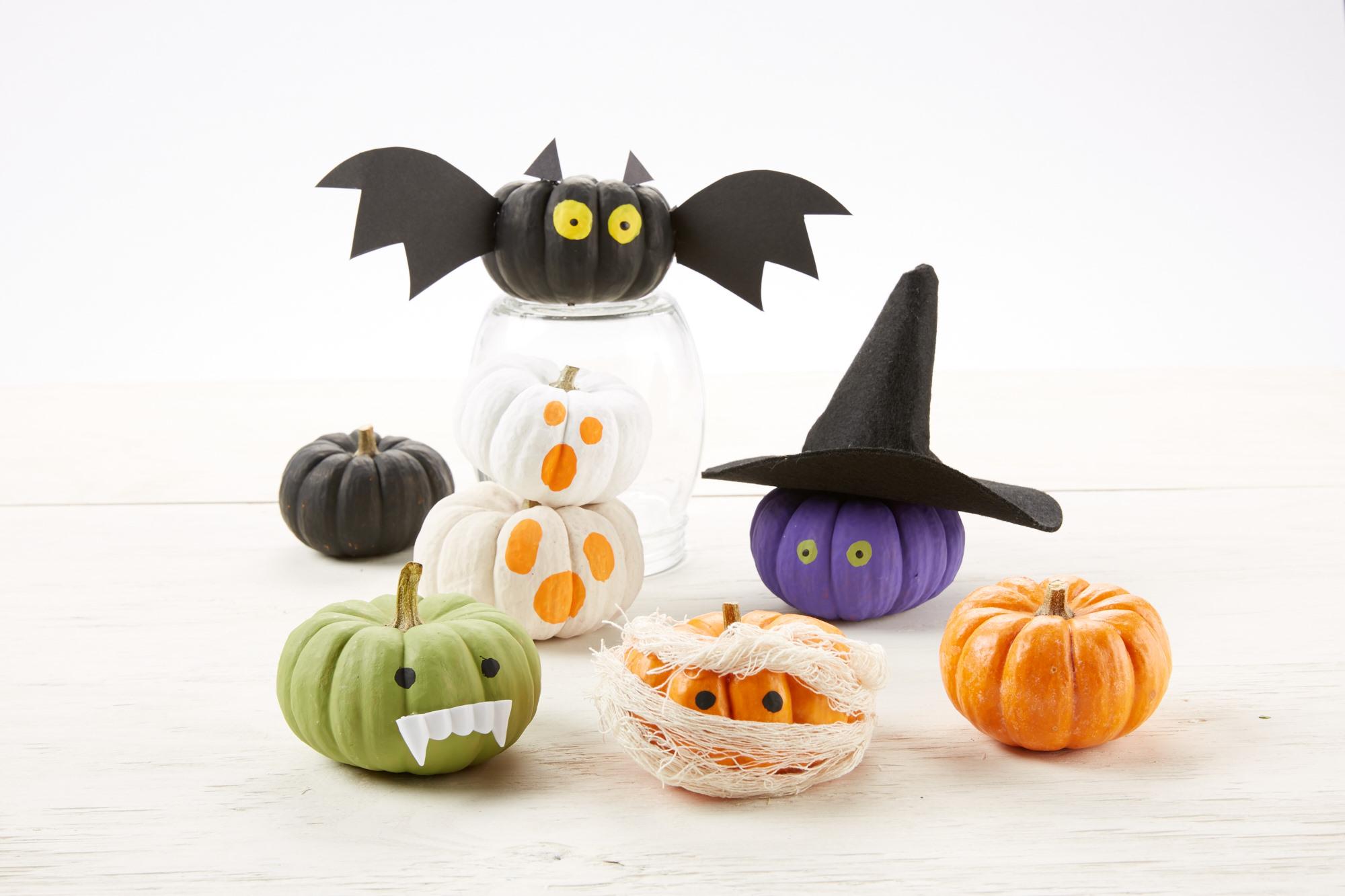 Halloween Mini Pumpkins  for  Carter's |  Steve Pomberg