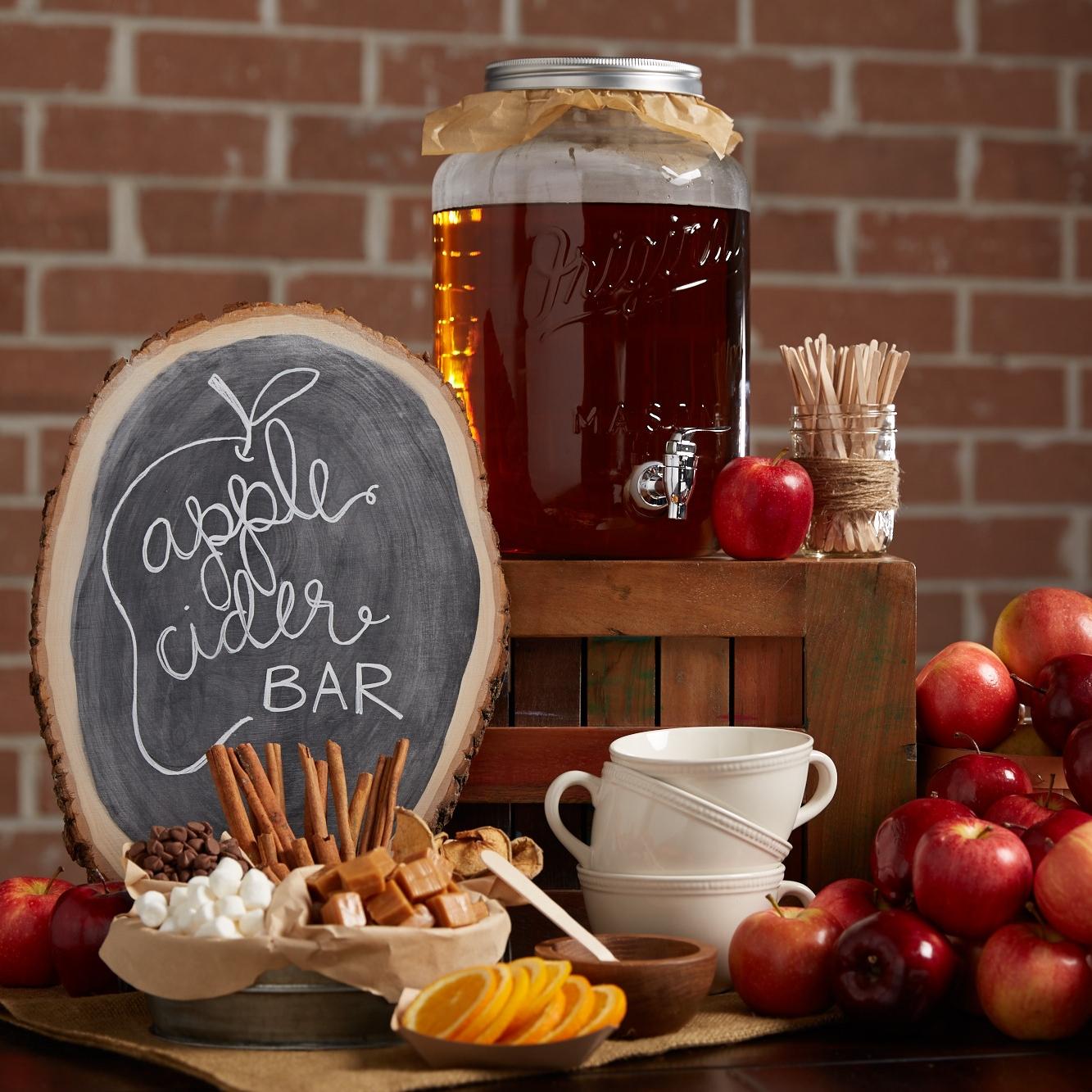 Apple Cider Bar for  Oshkosh B'Gosh |  Steve Pomberg