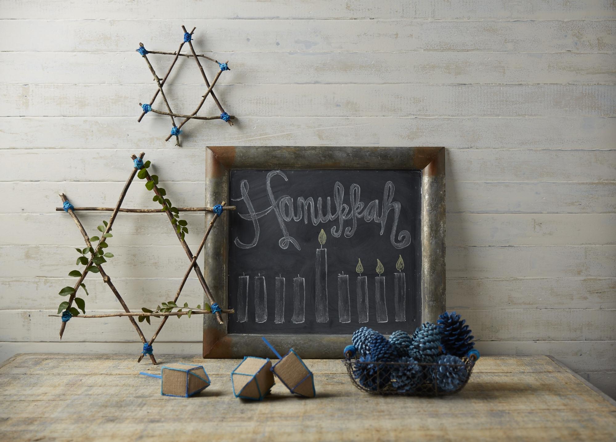 A Rustic Hanukkah  for  Oshkosh B'Gosh |  Steve Pomberg