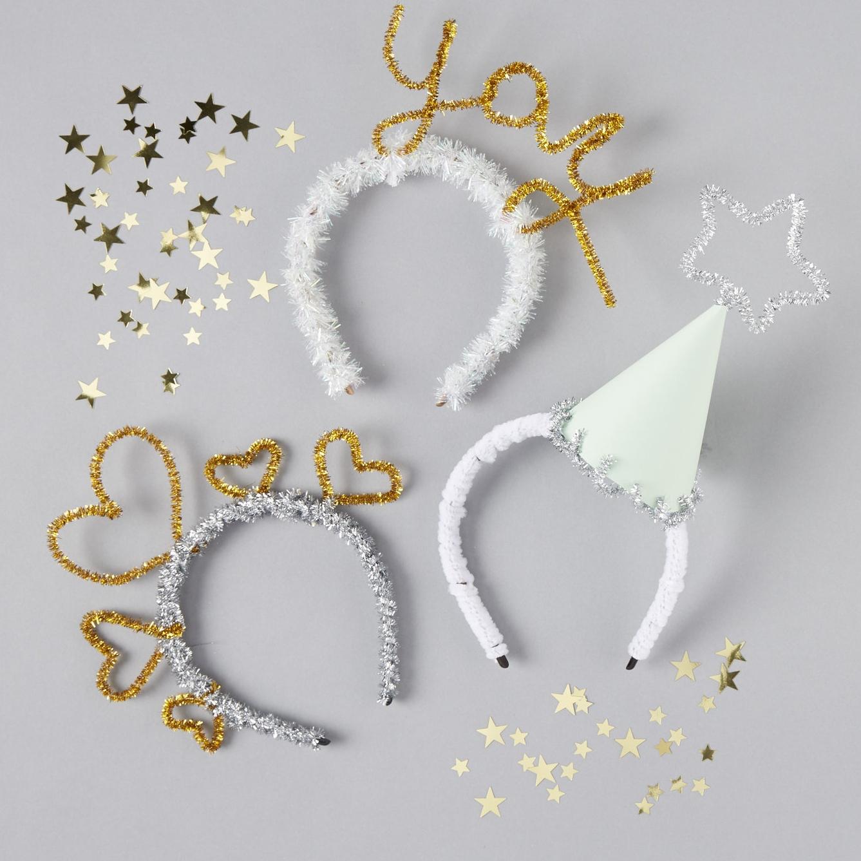 Glittery New Year Celebration  for  Carter's  |  Steve Pomberg