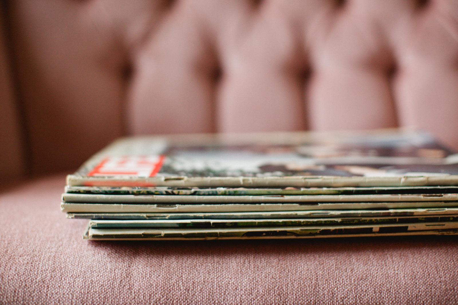 Vintage Magazines |  Sawyer Baird