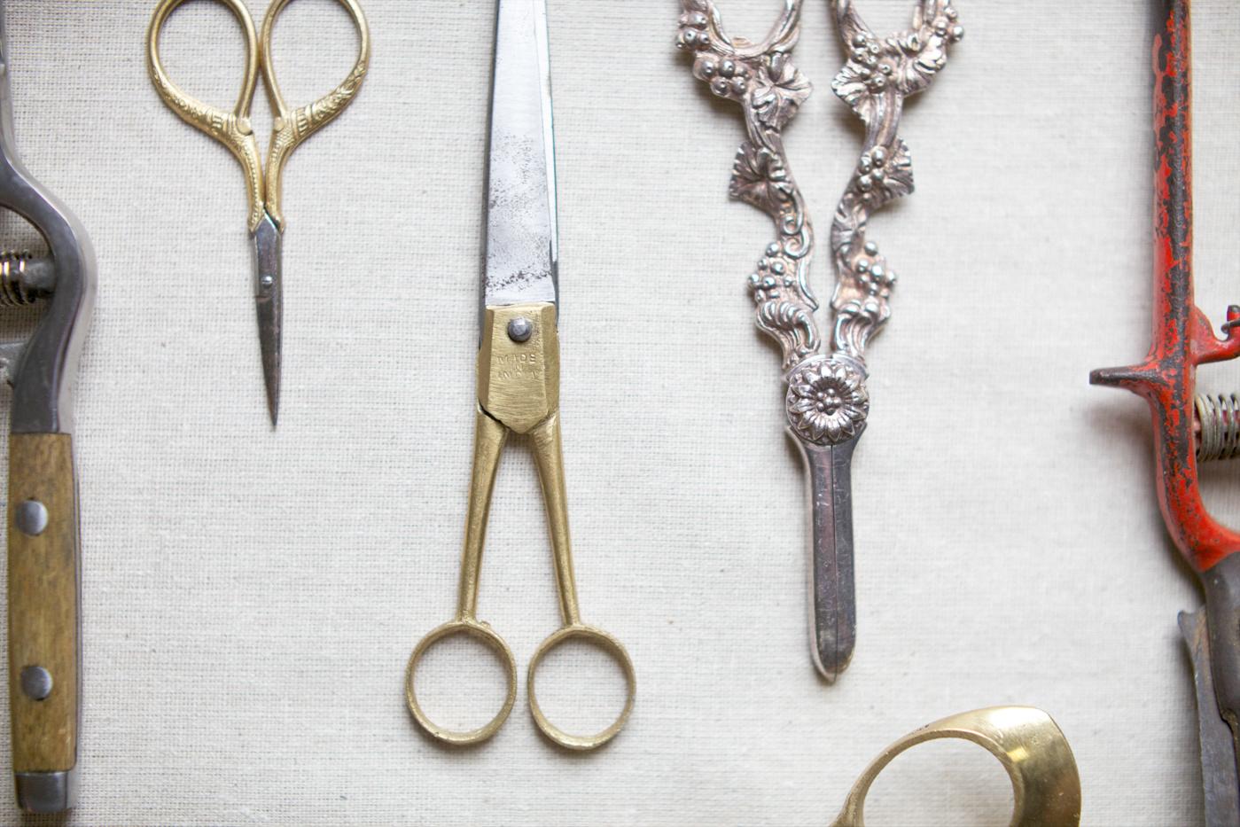 Scissor Collection |  Sawyer Baird