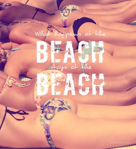 Beach Life - Caribbean Island - Likka Photos