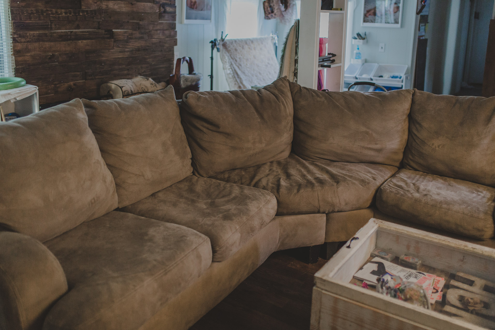 my comfy couch