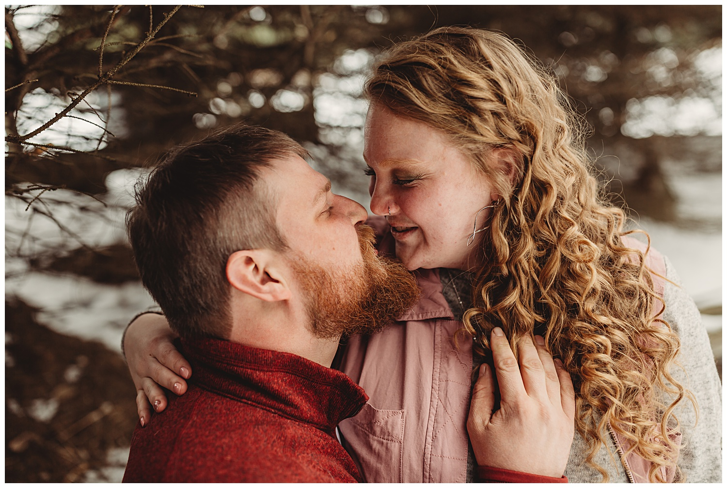 Peacock Road Family Farm Laingsburg MIchigan Winter Engagement Session_1332.jpg