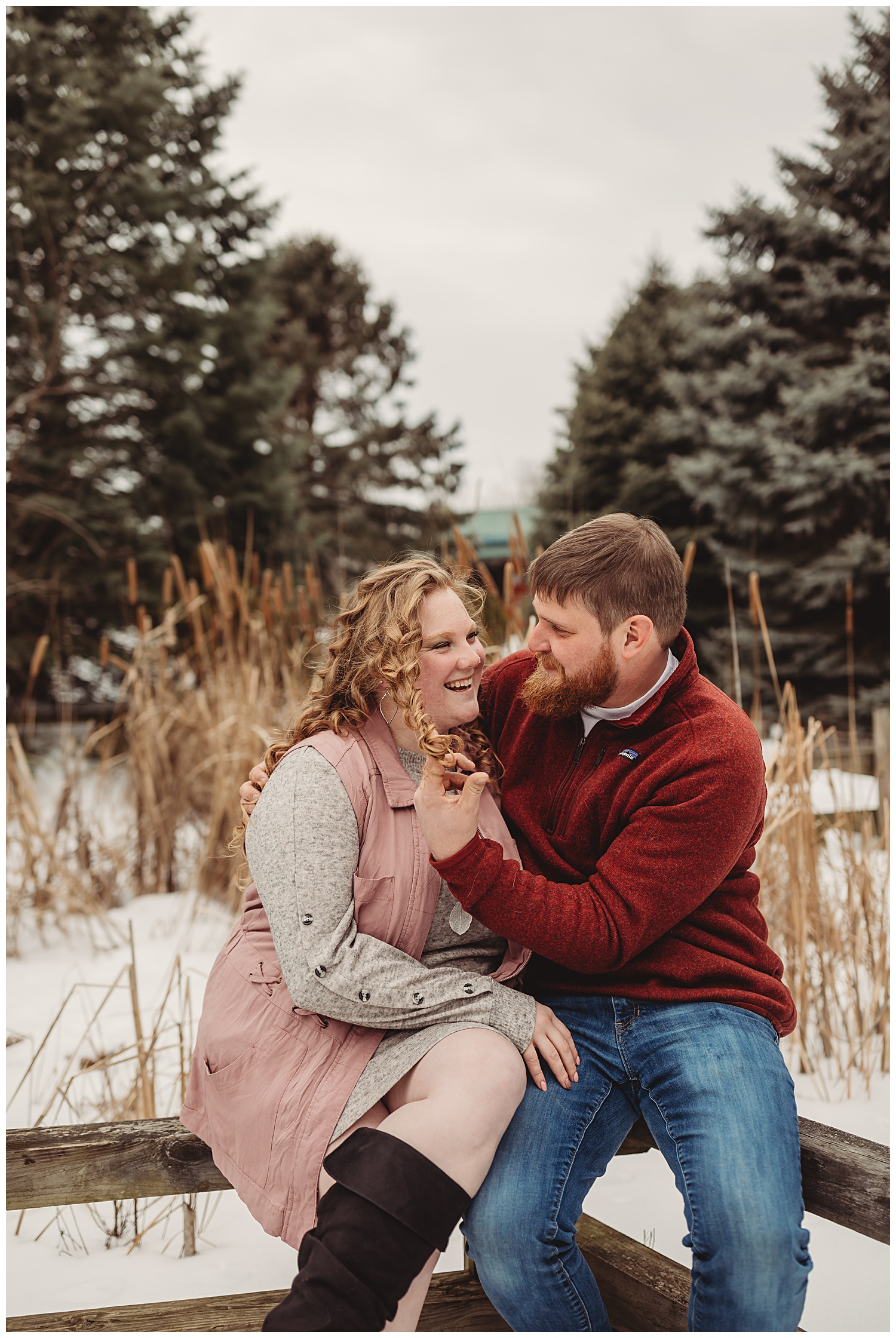 Peacock Road Family Farm Laingsburg MIchigan Winter Engagement Session_1334.jpg