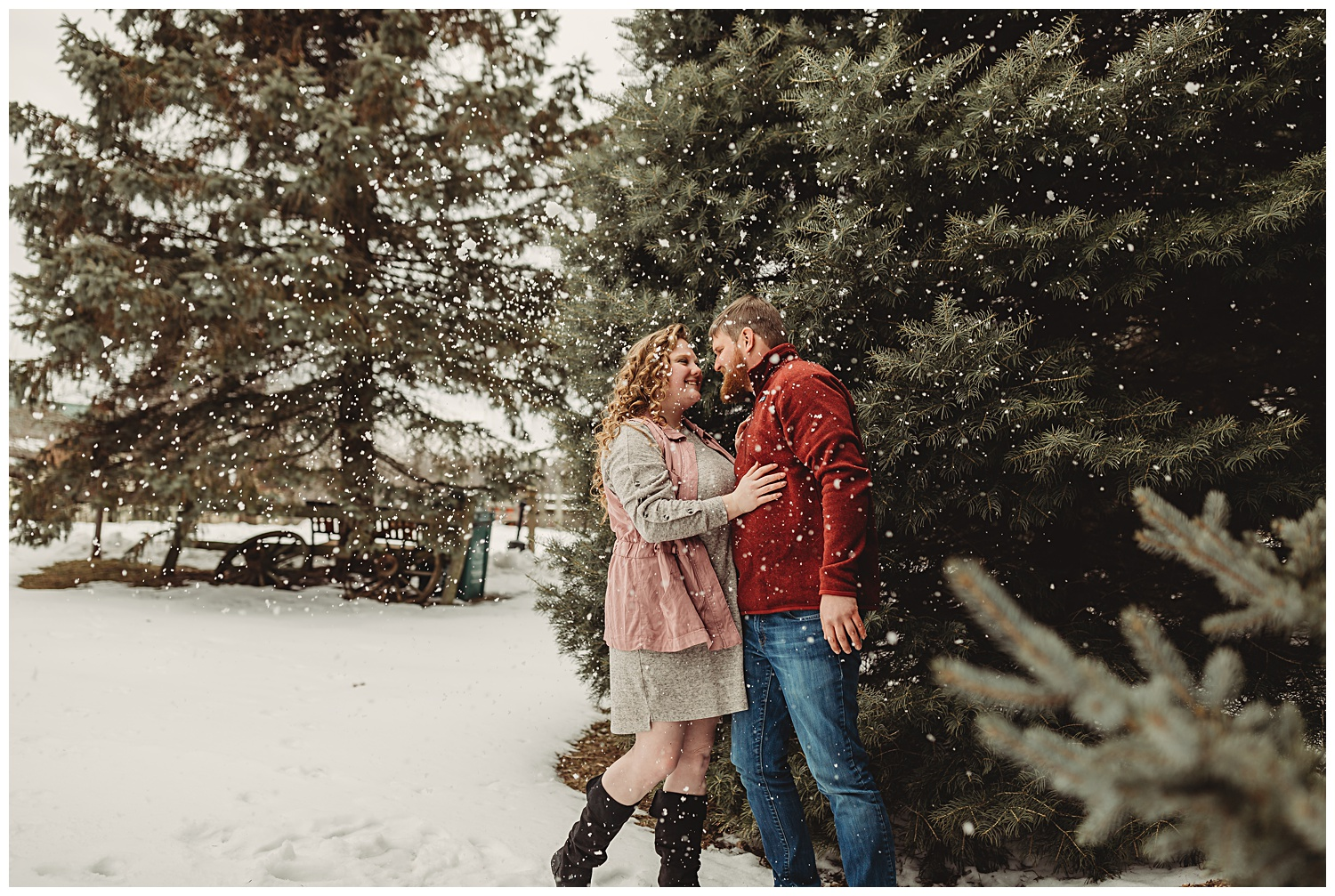Peacock Road Family Farm Laingsburg MIchigan Winter Engagement Session_1336.jpg