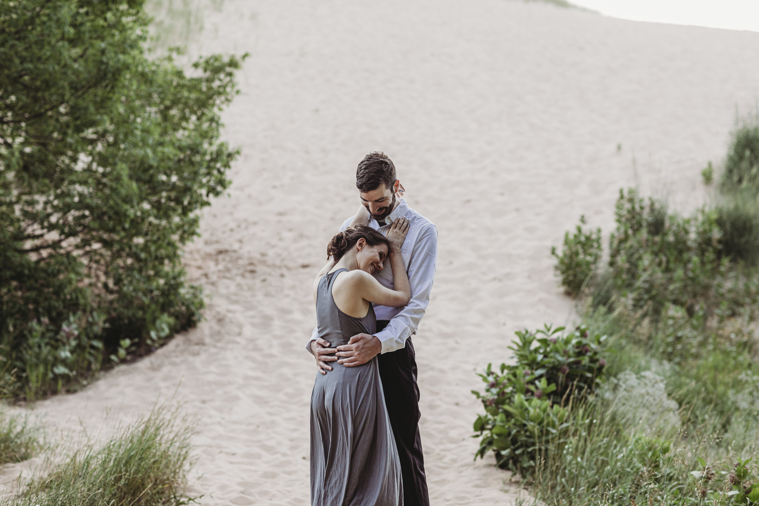 Katie + Austin Sleeping Bear Dunes Engagement Session-5.jpg