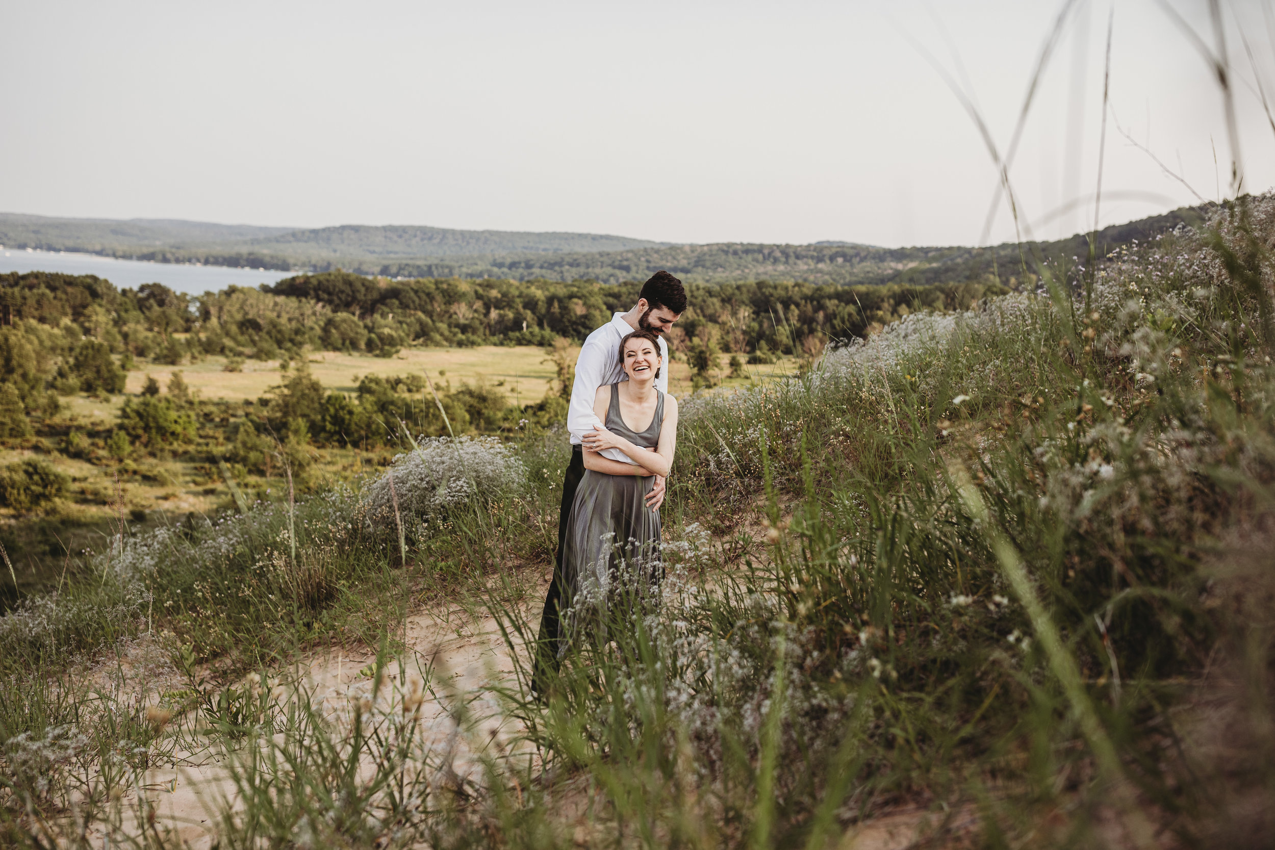 Katie + Austin Sleeping Bear Dunes Engagement Session-10.jpg