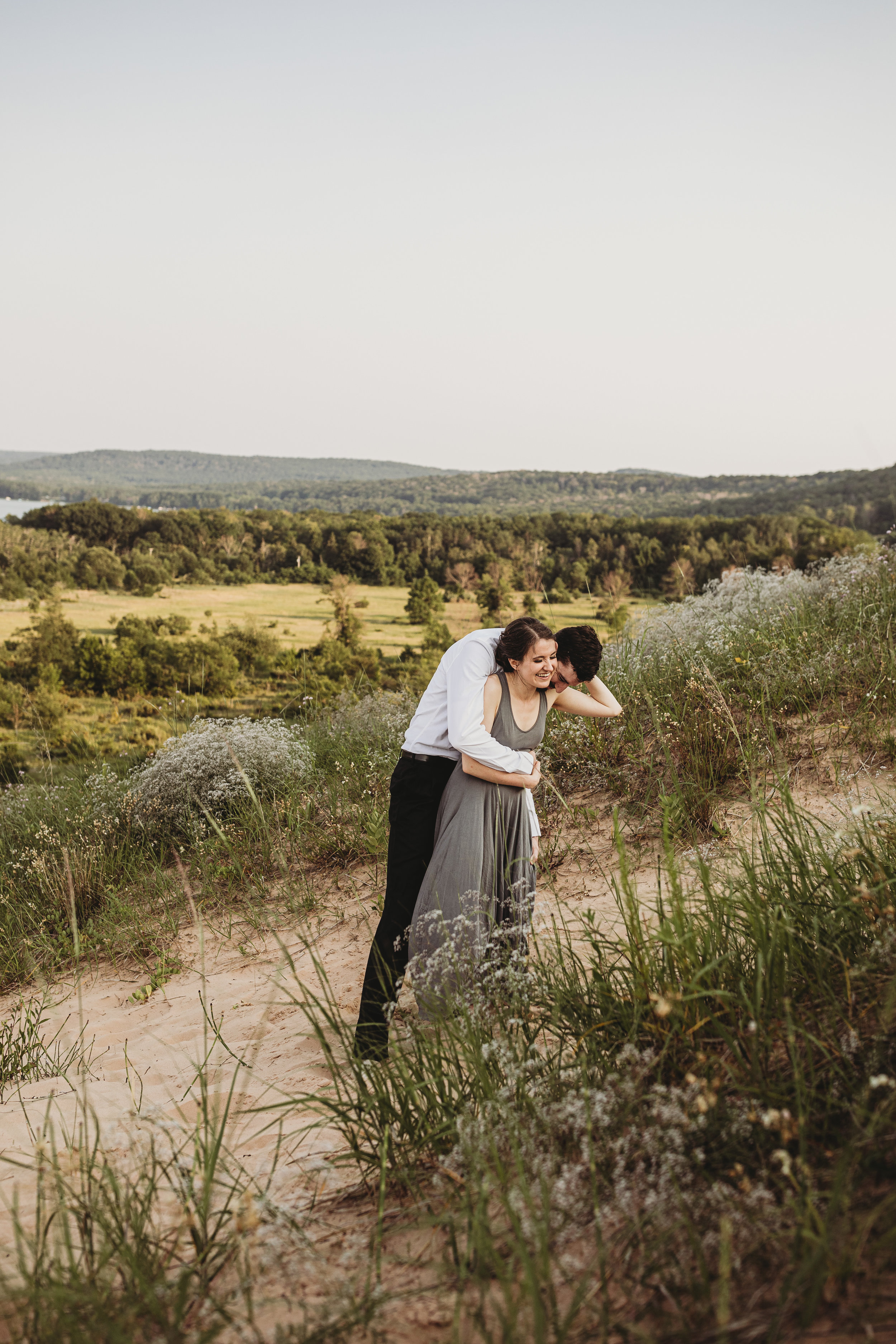 Katie + Austin Sleeping Bear Dunes Engagement Session-11.jpg