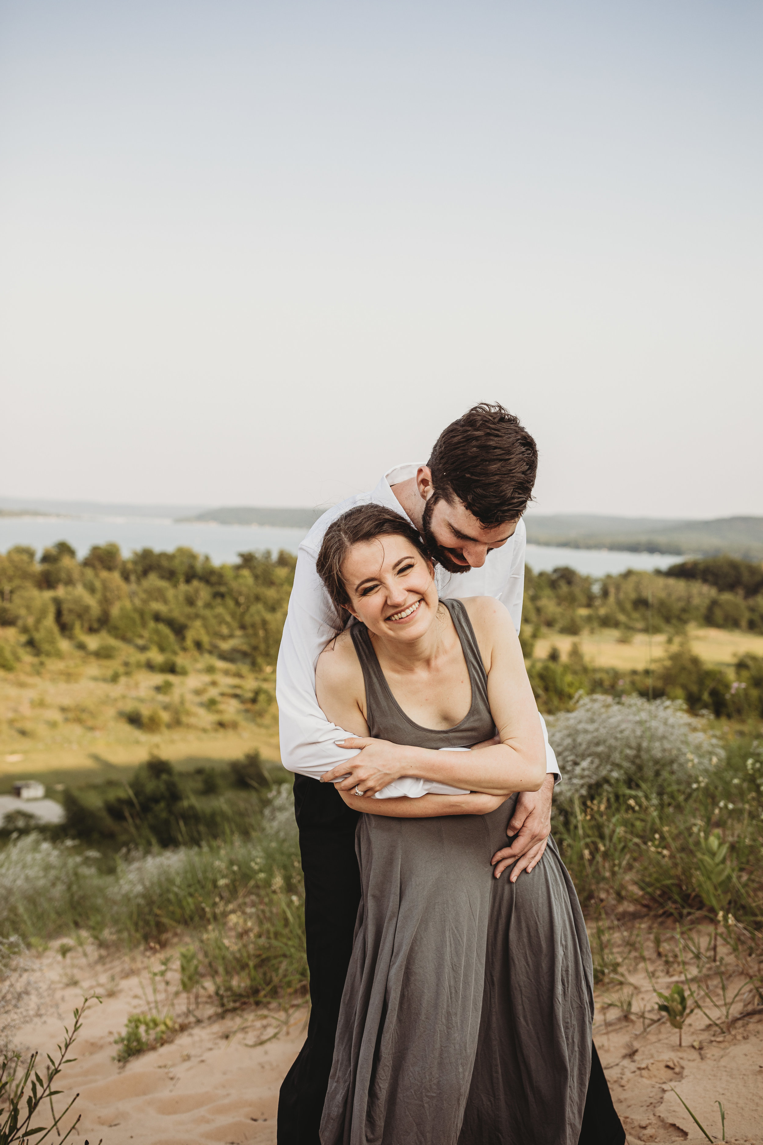 Katie + Austin Sleeping Bear Dunes Engagement Session-13.jpg