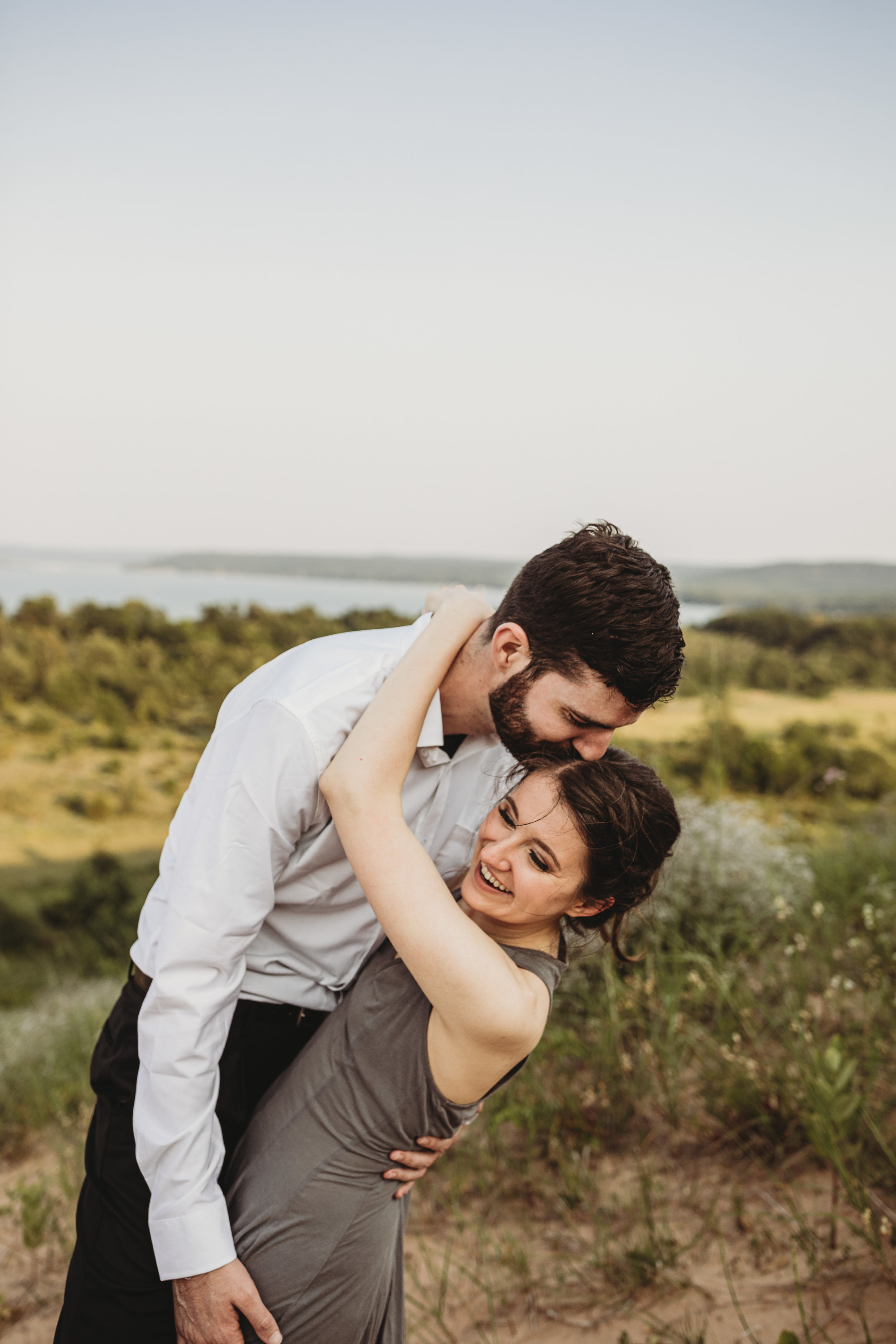 Katie + Austin Sleeping Bear Dunes Engagement Session-15.jpg