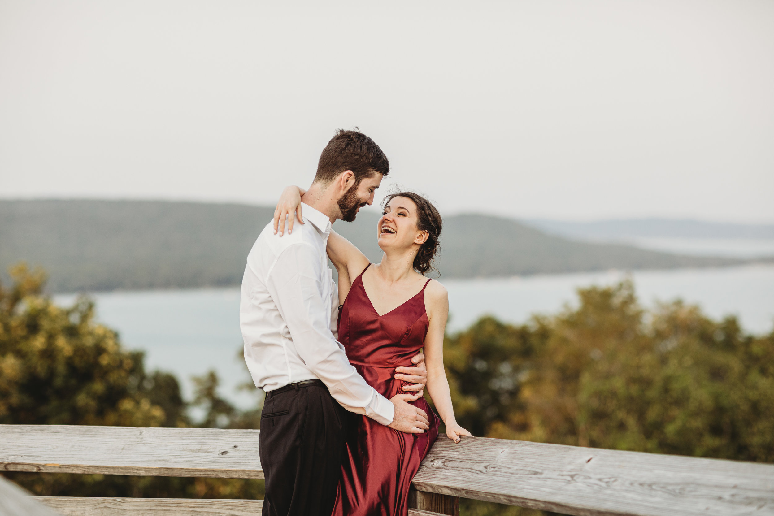 Katie + Austin Sleeping Bear Dunes Engagement Session-31.jpg