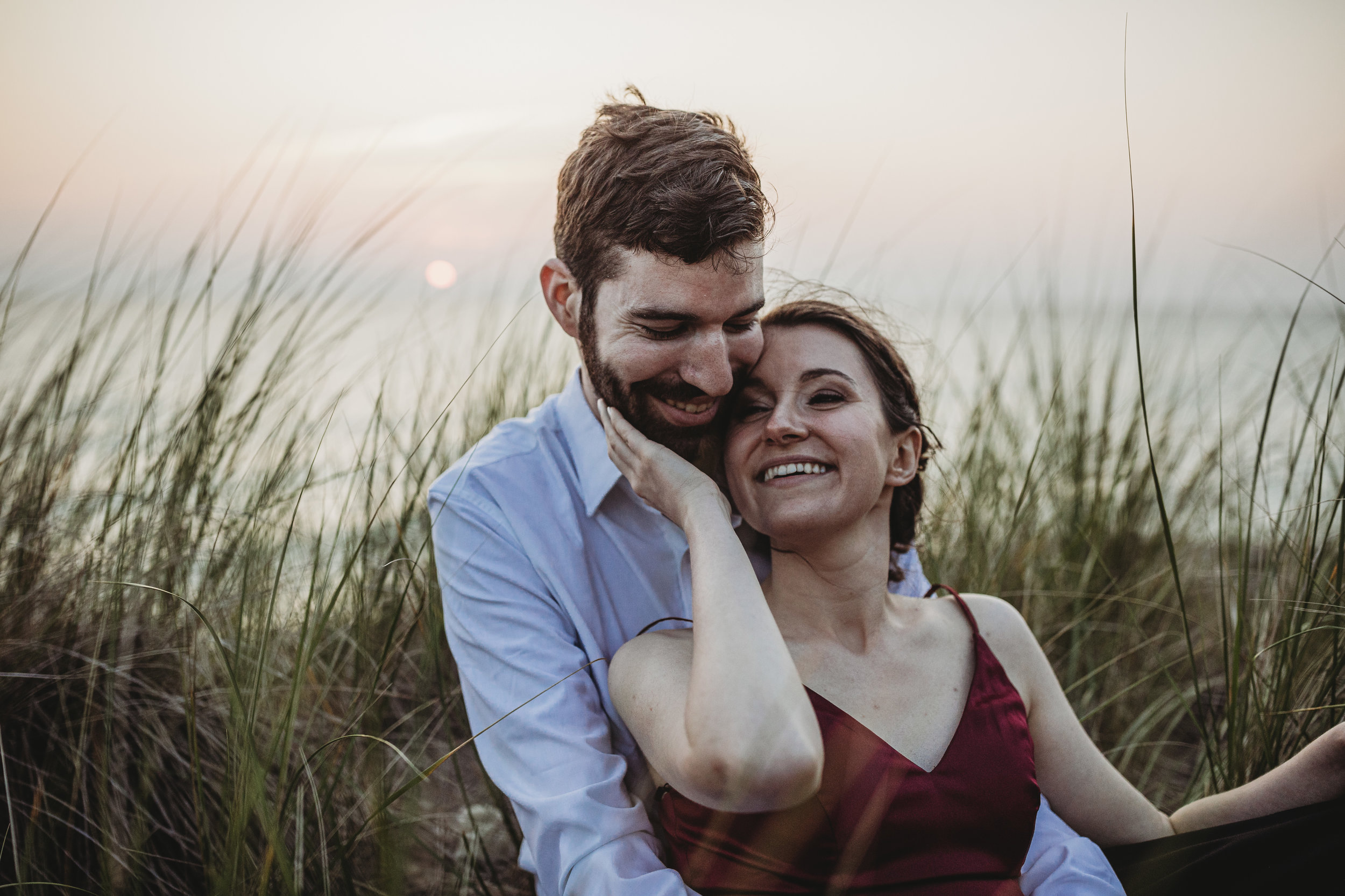 Katie + Austin Sleeping Bear Dunes Engagement Session-36.jpg