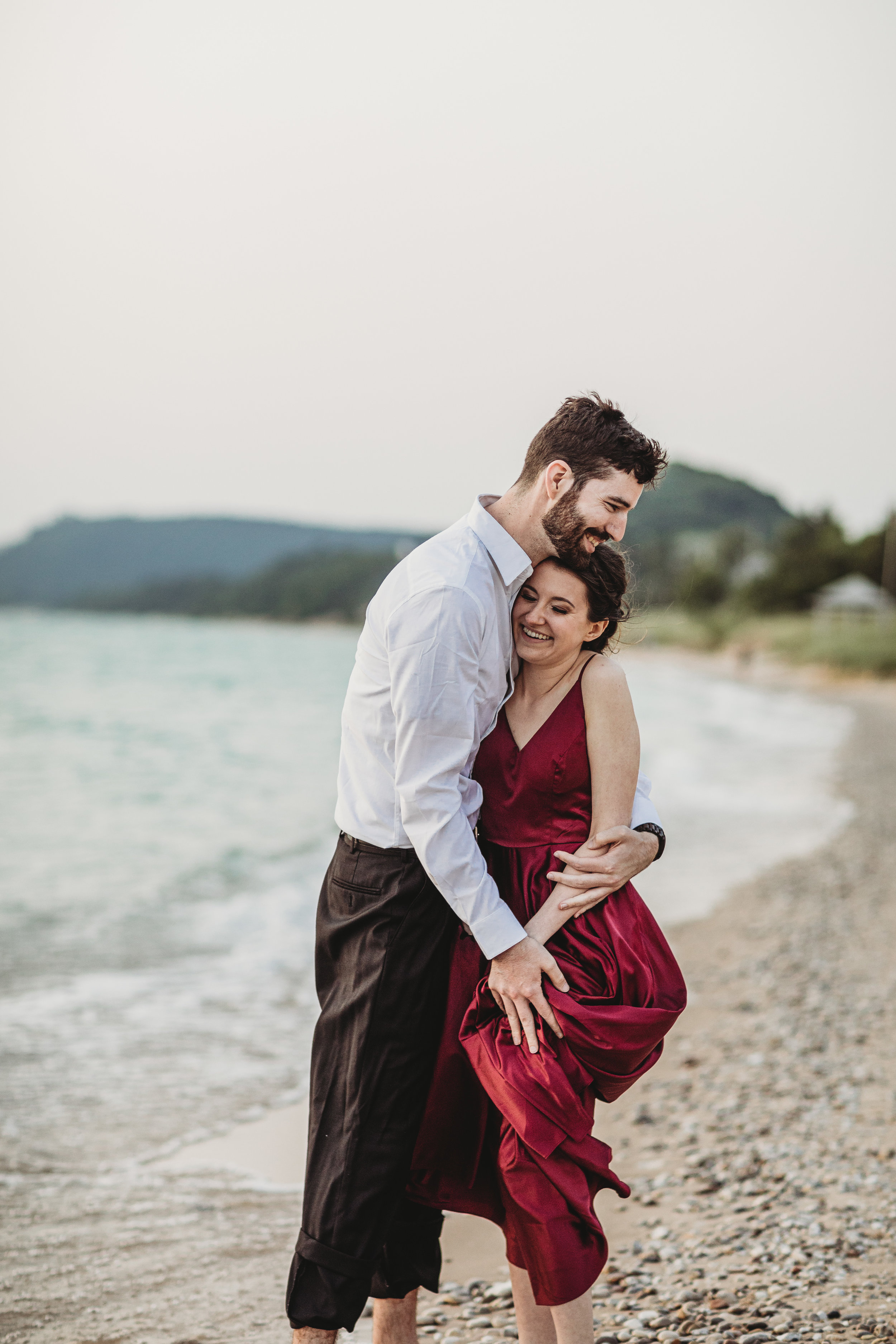 Katie + Austin Sleeping Bear Dunes Engagement Session-42.jpg